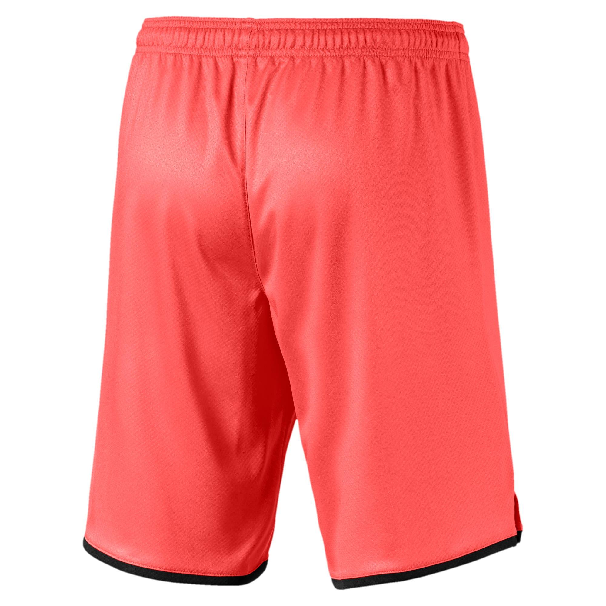 Thumbnail 2 of Manchester City Men's Third Replica Shorts, Georgia Peach-Puma Black, medium