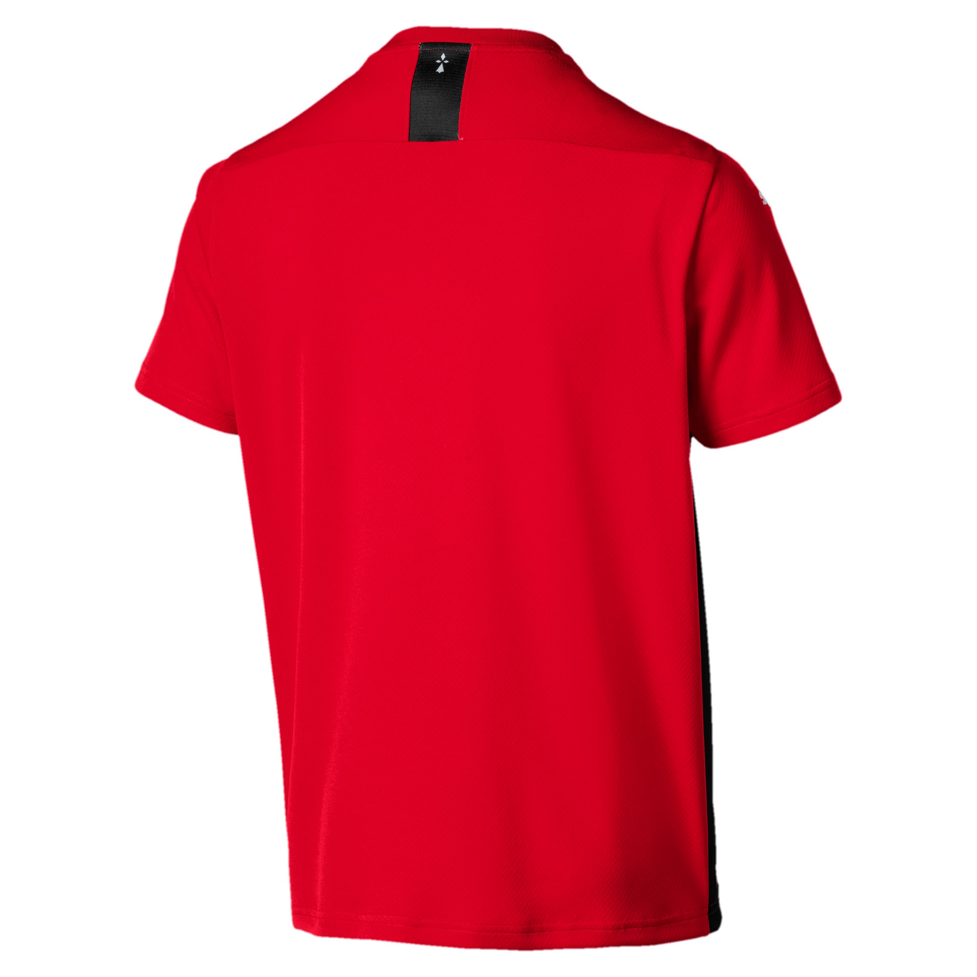Thumbnail 2 of Stade Rennais FC Men's Home Replica Jersey, Puma Red-Puma Black, medium