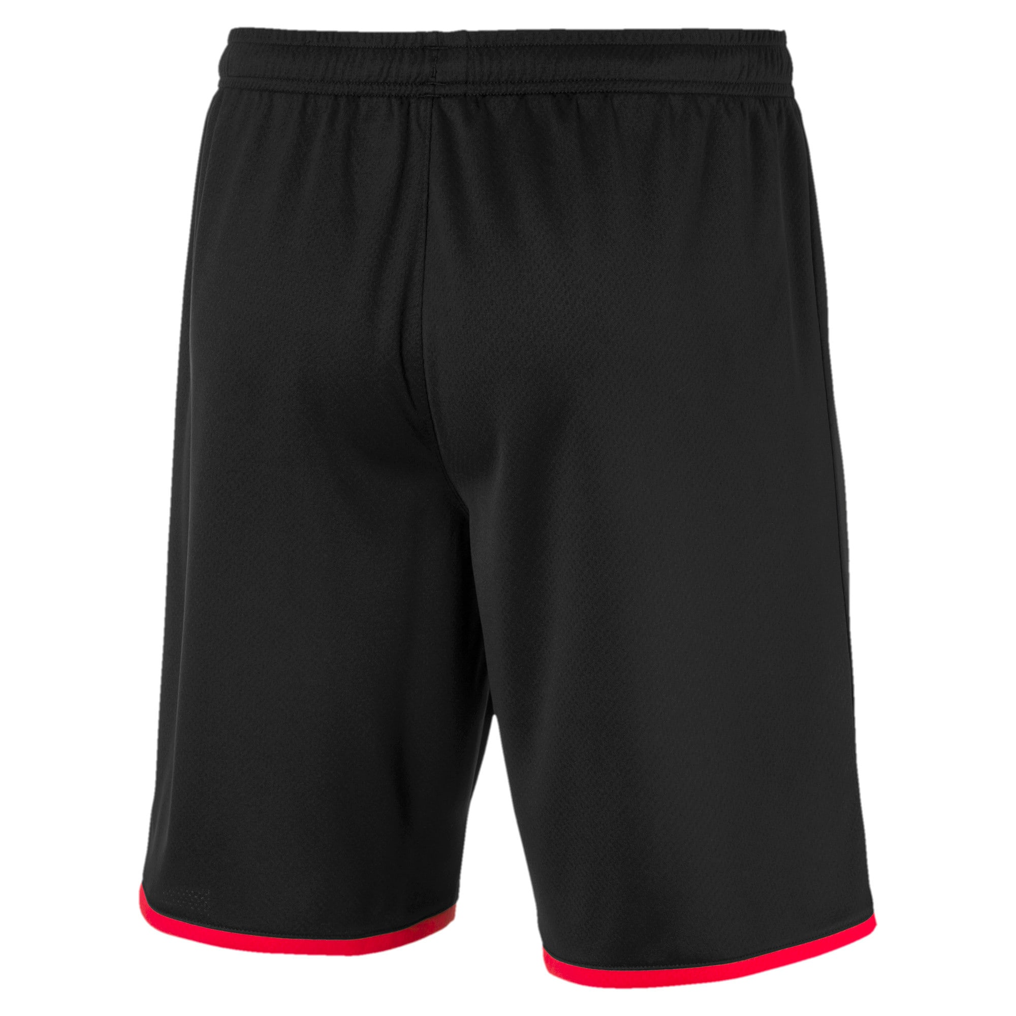 Thumbnail 2 van Stade Rennais replica-short voor mannen, Puma Black-Puma Red, medium