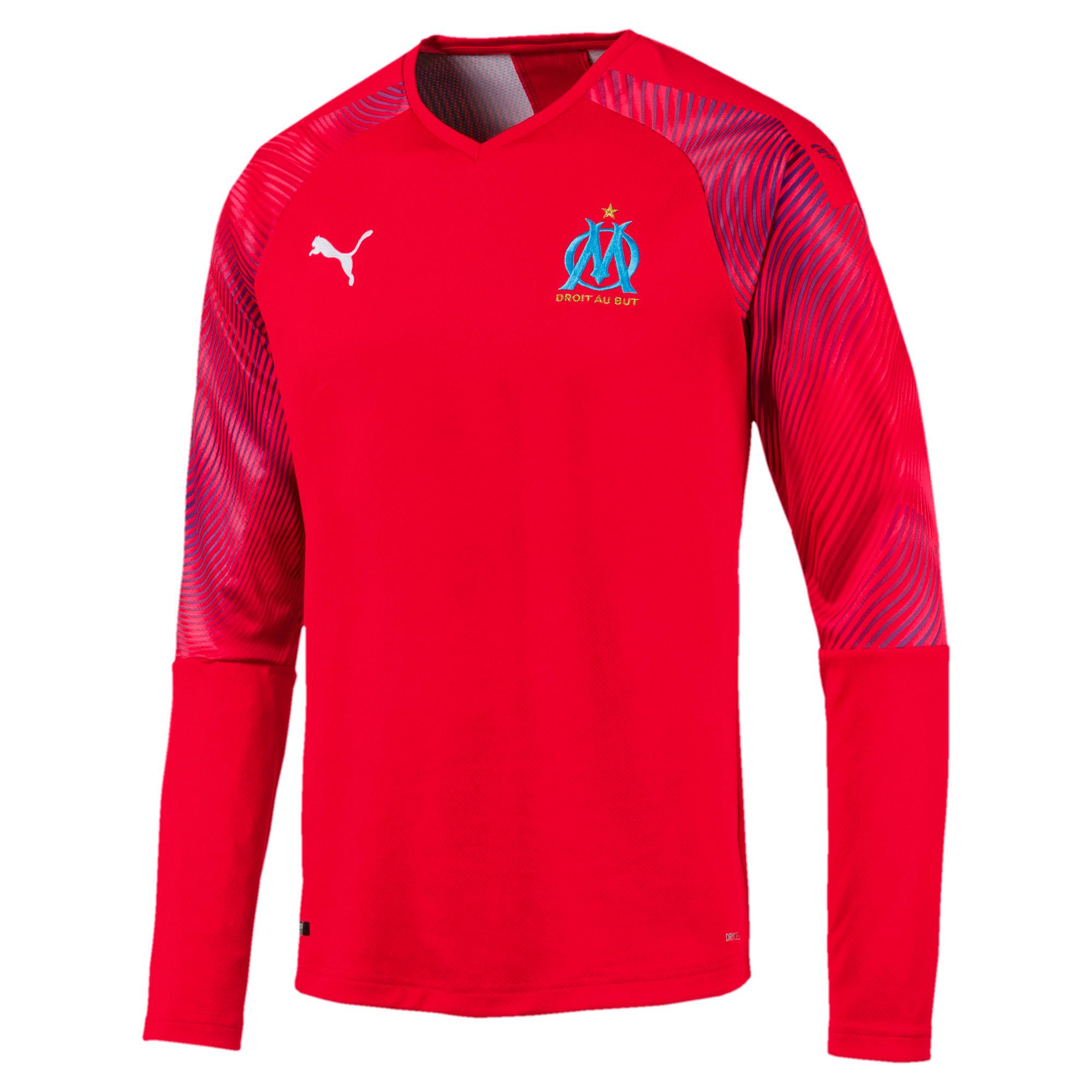 best loved 57b0d b7fd6 Olympique de Marseille Men's Replica Goalkeeper Jersey