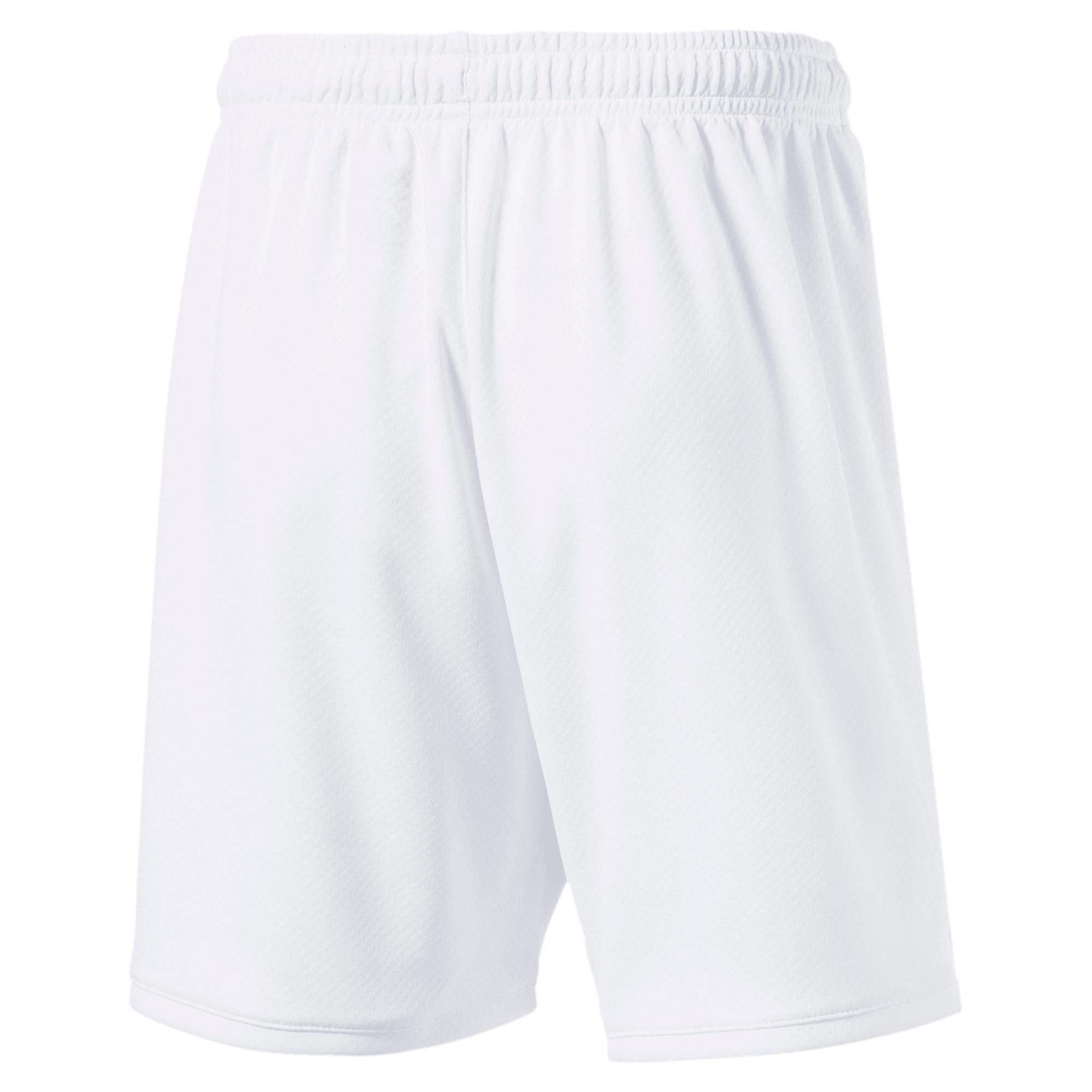 Thumbnail 2 of Borussia Mönchengladbach Boys' Replica Shorts, Puma White, medium