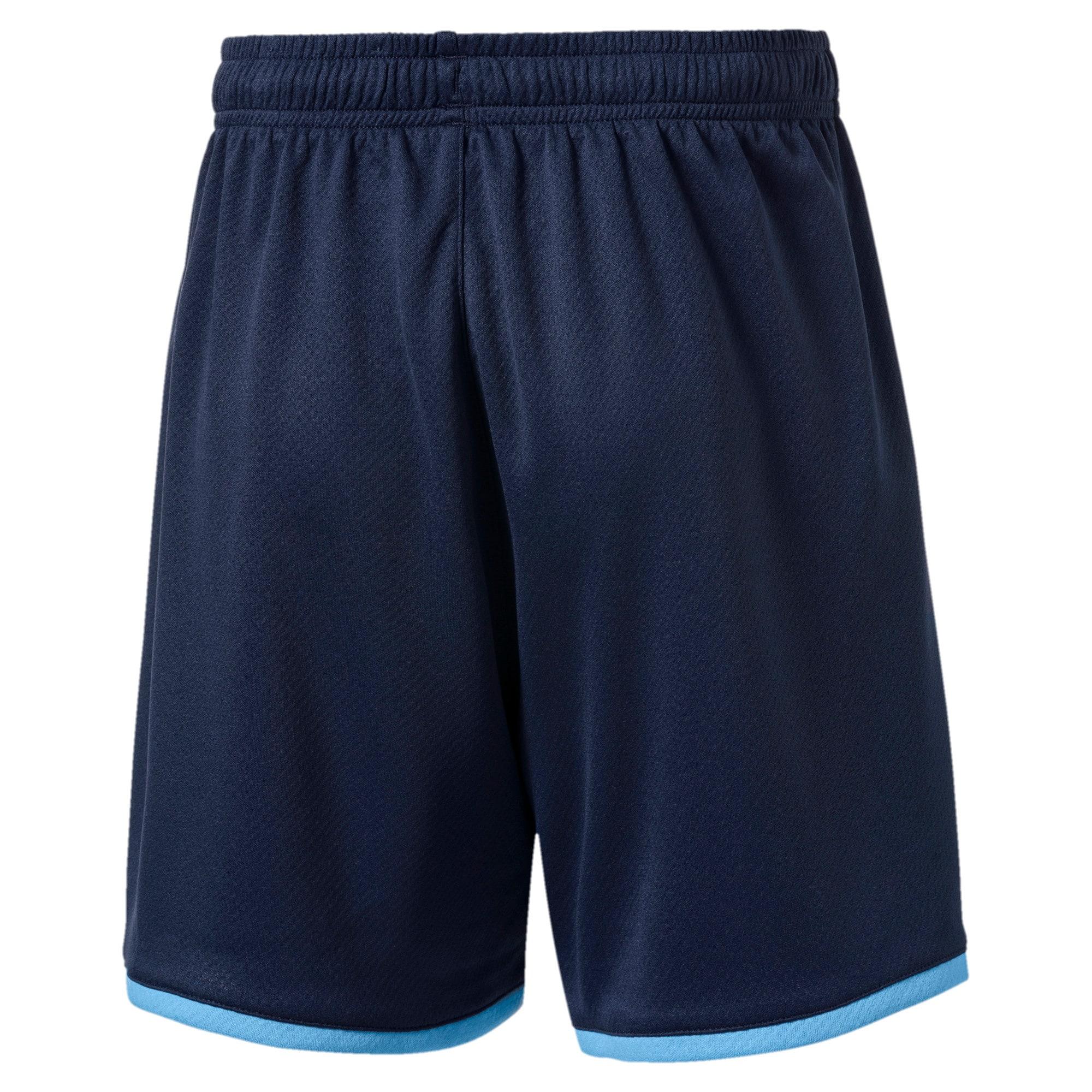 Thumbnail 2 of Borussia Mönchengladbach Boys' Replica Shorts, Peacoat, medium