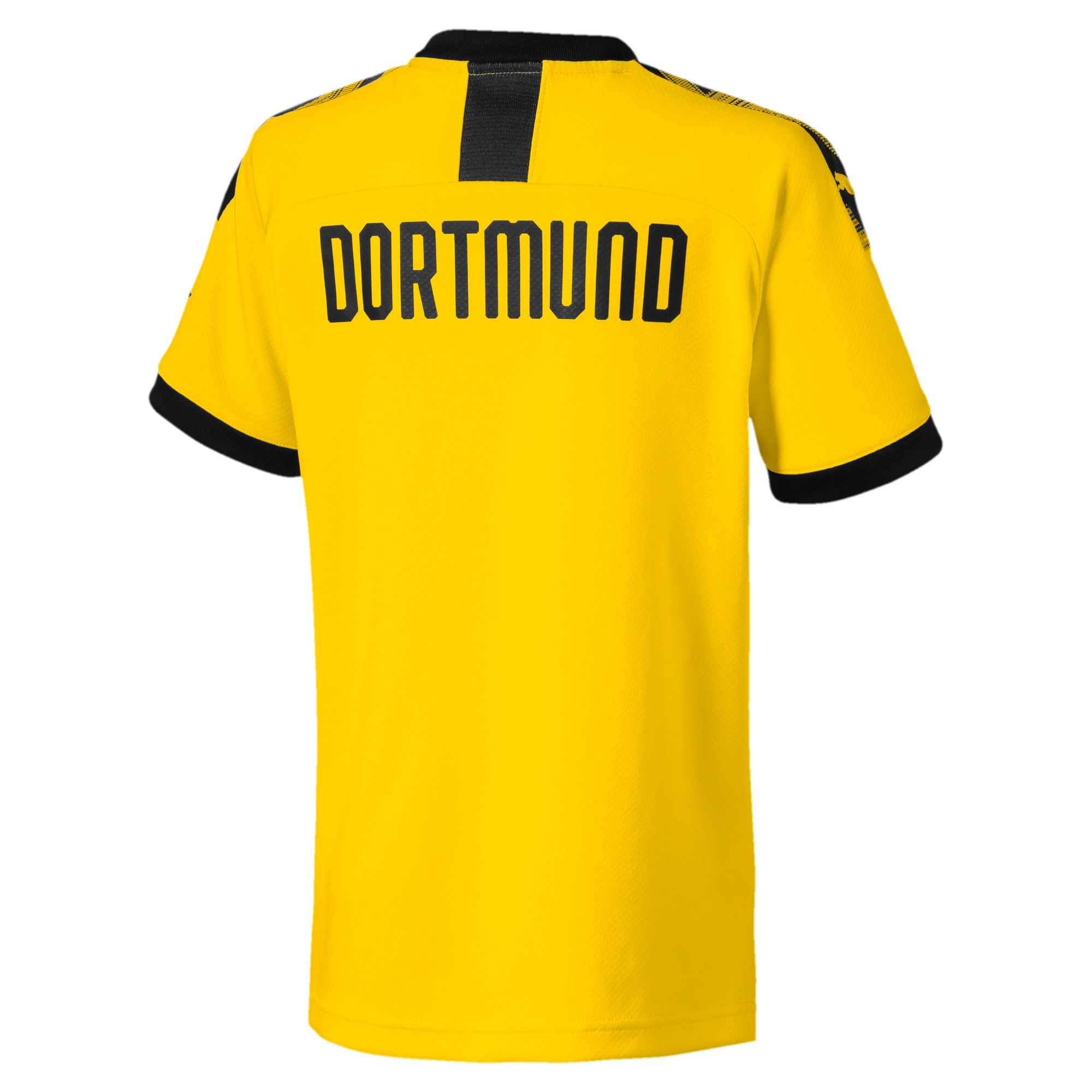 Miniatura 2 de Réplica de camiseta de localBVB para junior, Cyber Yellow-Puma Black, mediano