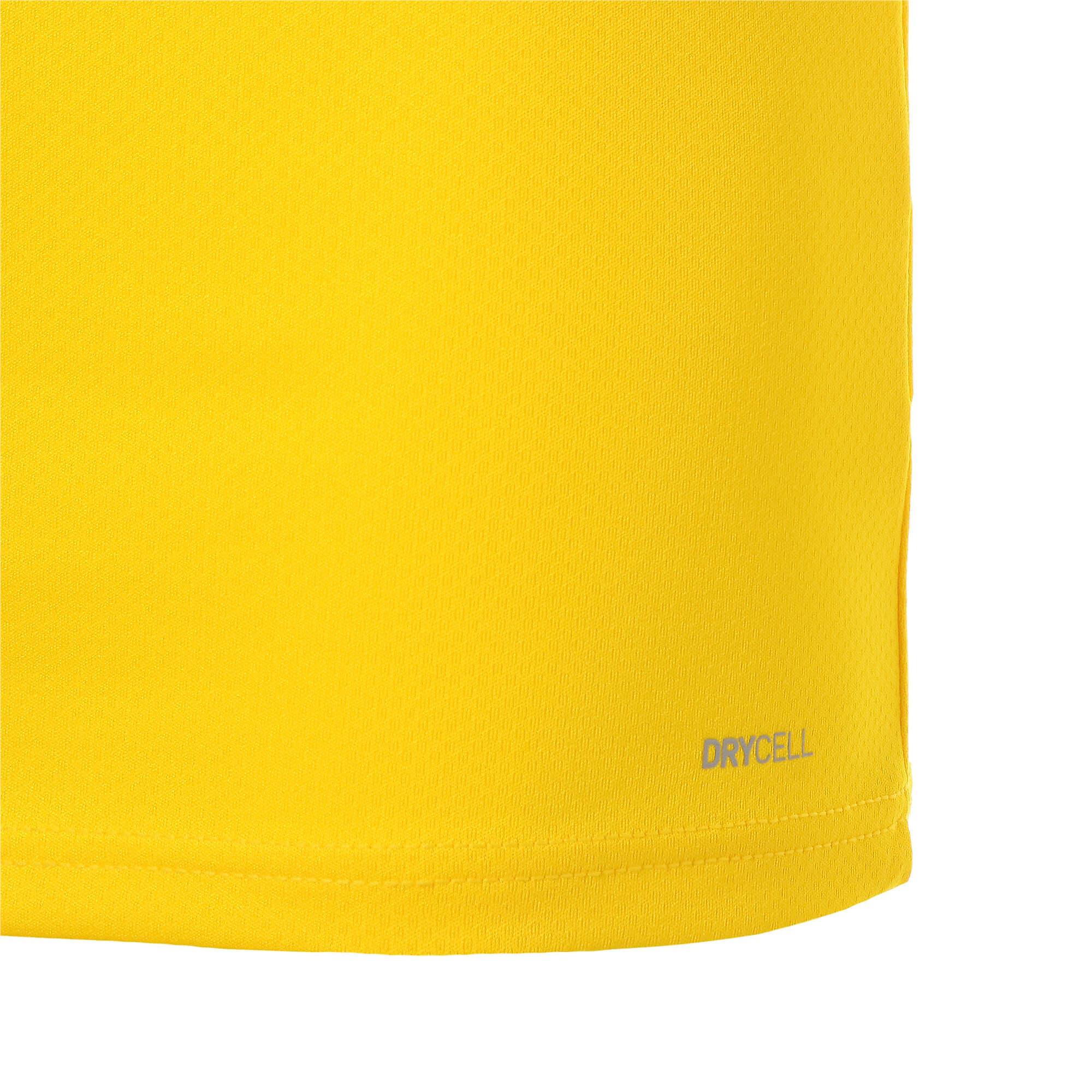 Thumbnail 6 of ドルトムント BVB SS カップ レプリカシャツ (半袖), Cyber Yellow-Puma Black, medium-JPN