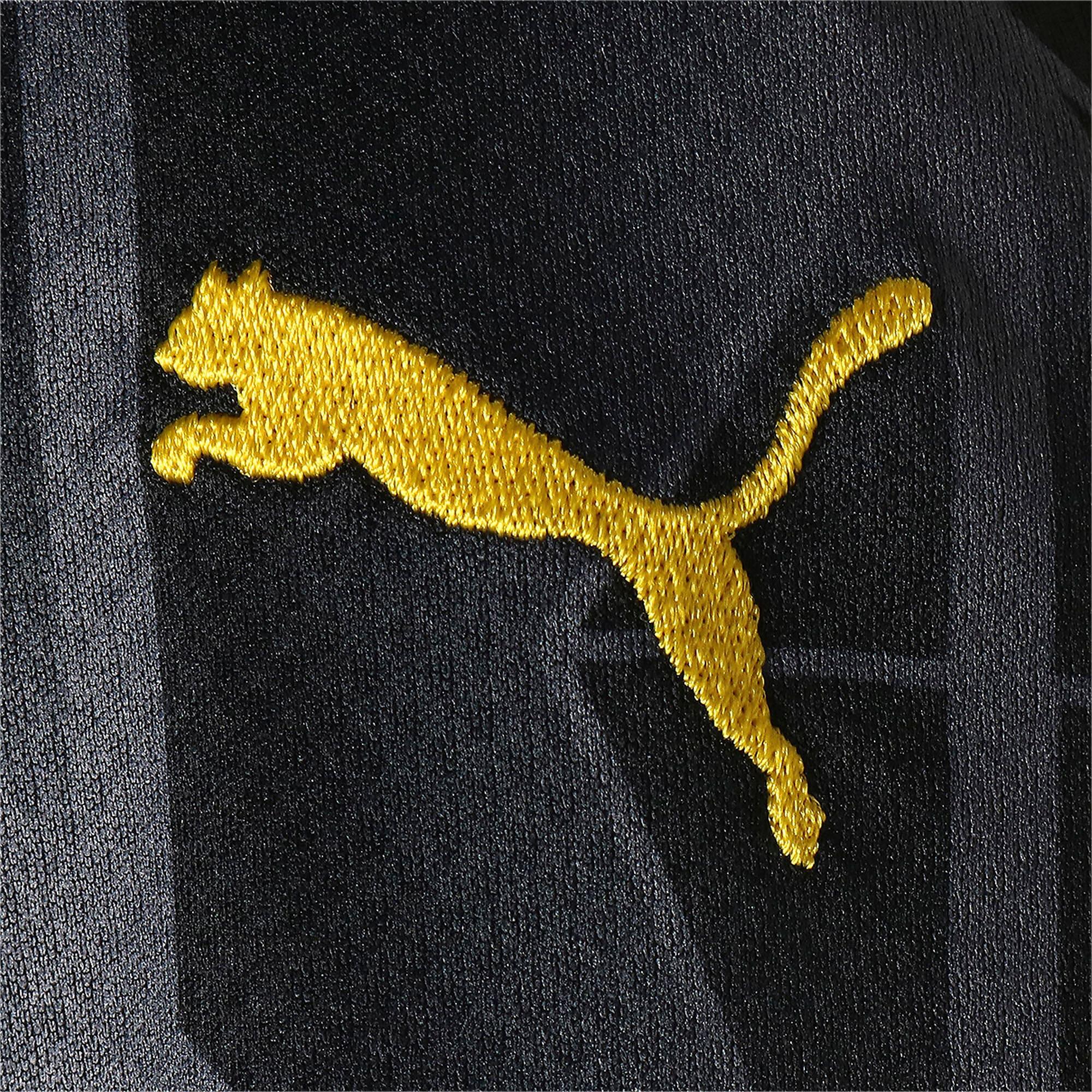 Thumbnail 9 of ドルトムント BVB SS カップ レプリカシャツ (半袖), Cyber Yellow-Puma Black, medium-JPN