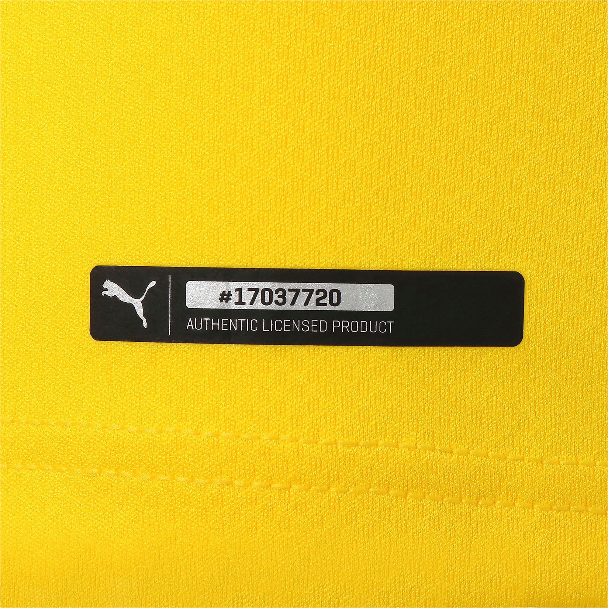 Thumbnail 11 of ドルトムント BVB SS カップ レプリカシャツ (半袖), Cyber Yellow-Puma Black, medium-JPN