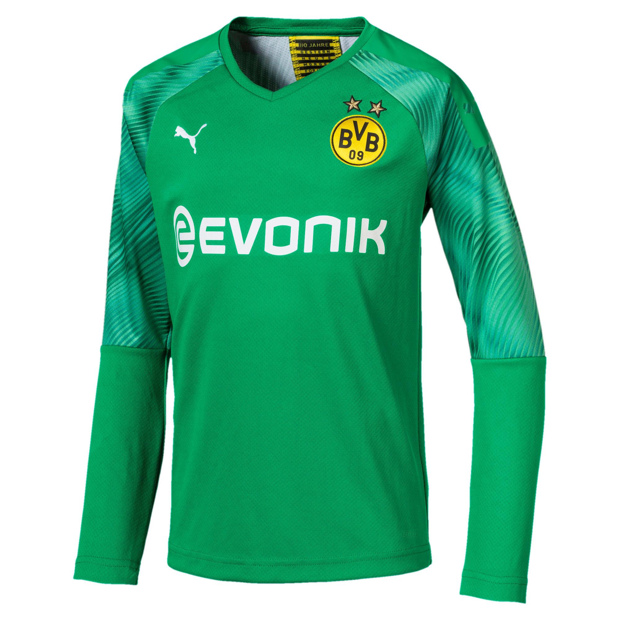 quality design 35ce3 185cb BVB Boys' Replica Goalkeeper Jersey