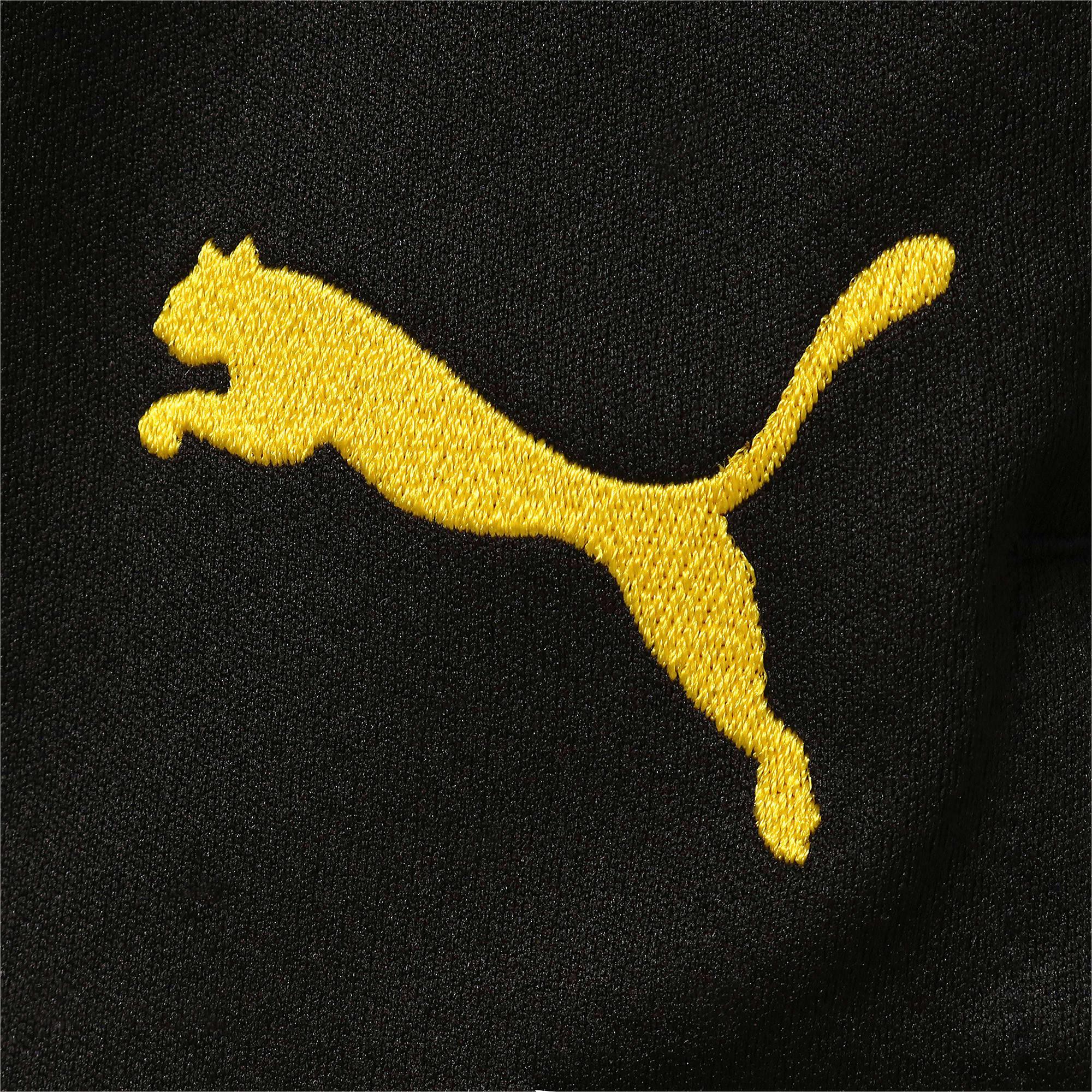 Thumbnail 4 of BVB レプリカショーツ, Puma Black-Cyber Yellow, medium-JPN