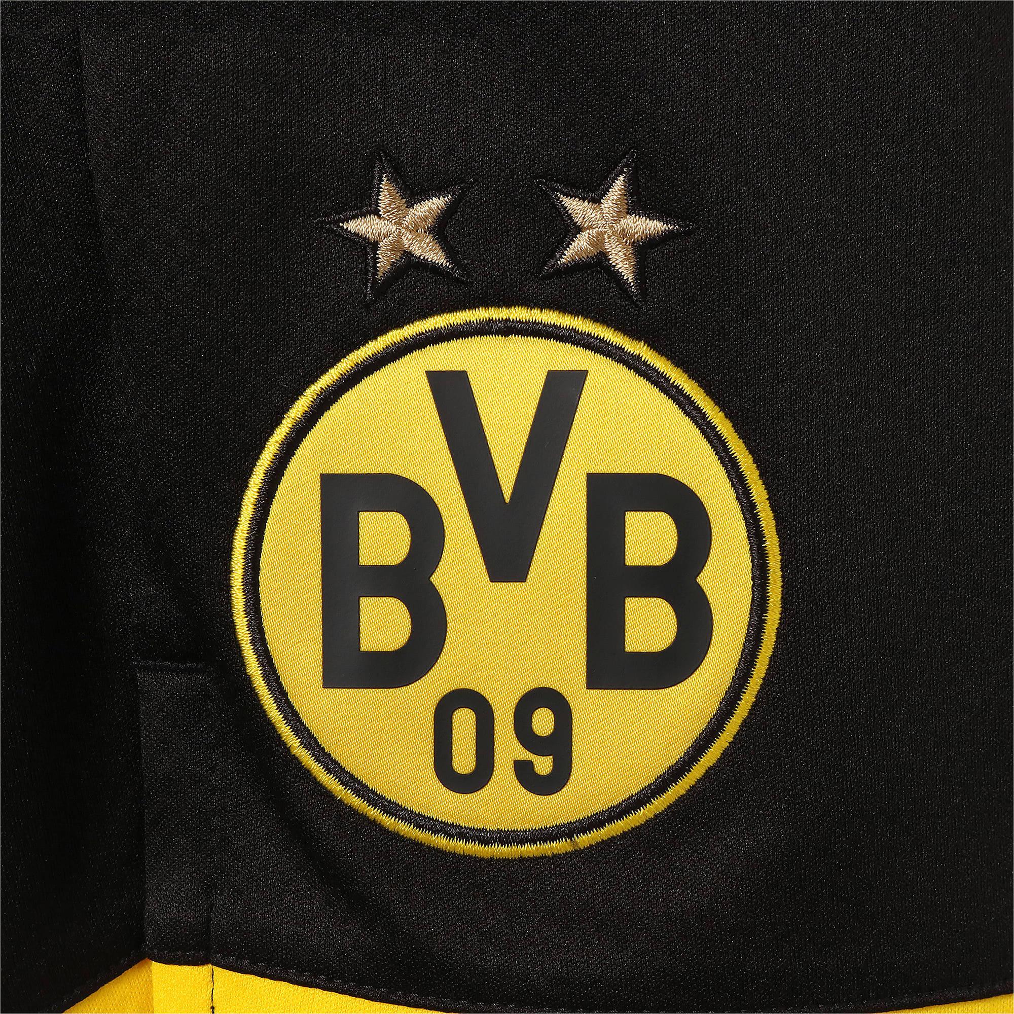 Thumbnail 8 of BVB レプリカショーツ, Puma Black-Cyber Yellow, medium-JPN