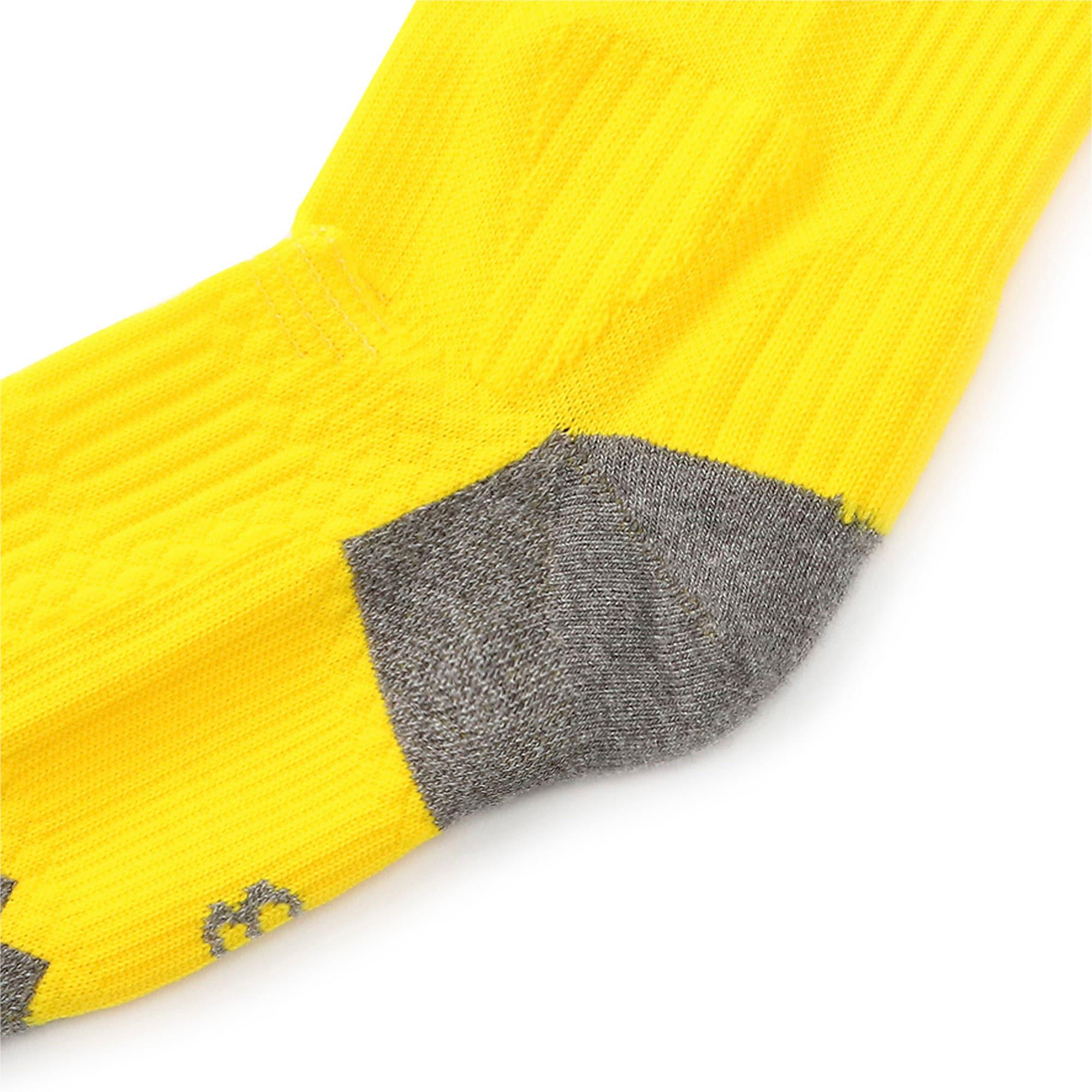 Thumbnail 4 of BVB フープド ストッキング, Cyber Yellow-Puma Black, medium-JPN