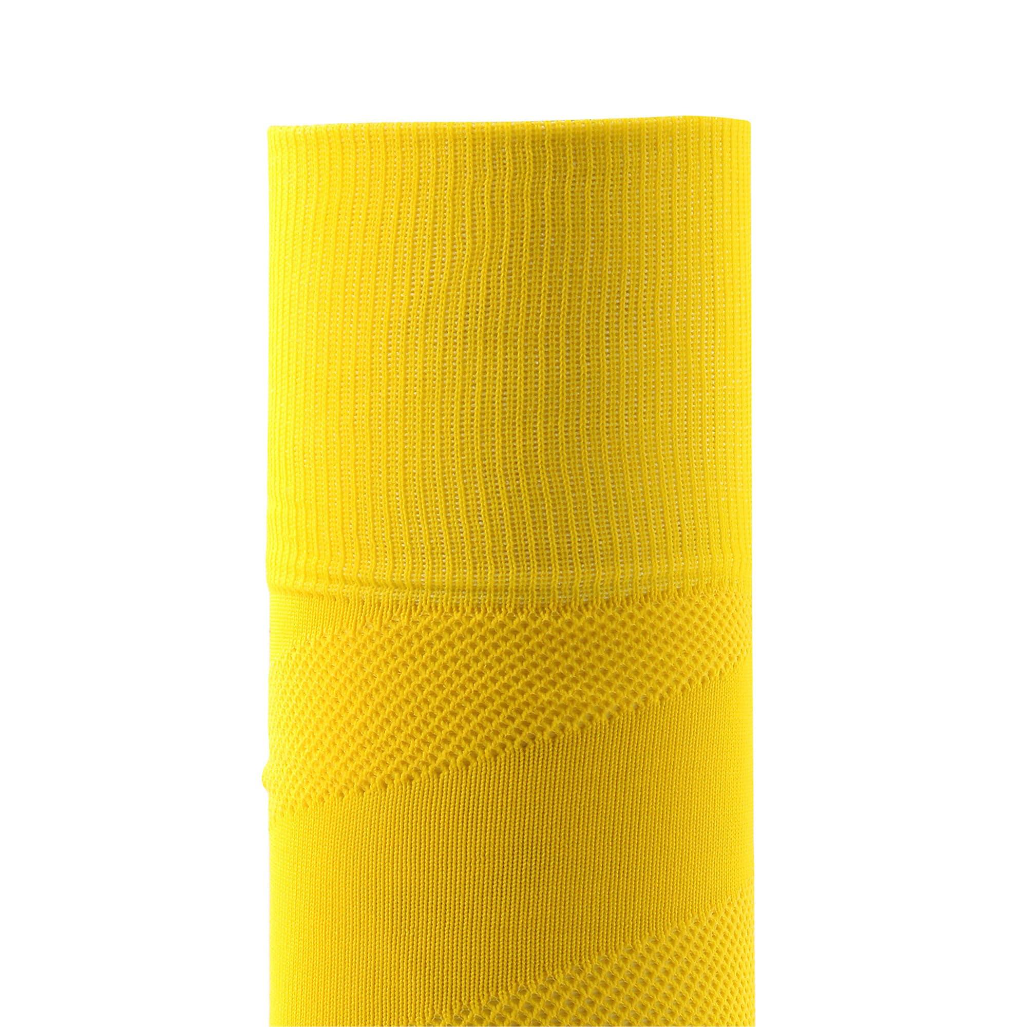 Thumbnail 4 of ドルトムント BVB スパイラル ストッキング, Cyber Yellow-Puma Black, medium-JPN
