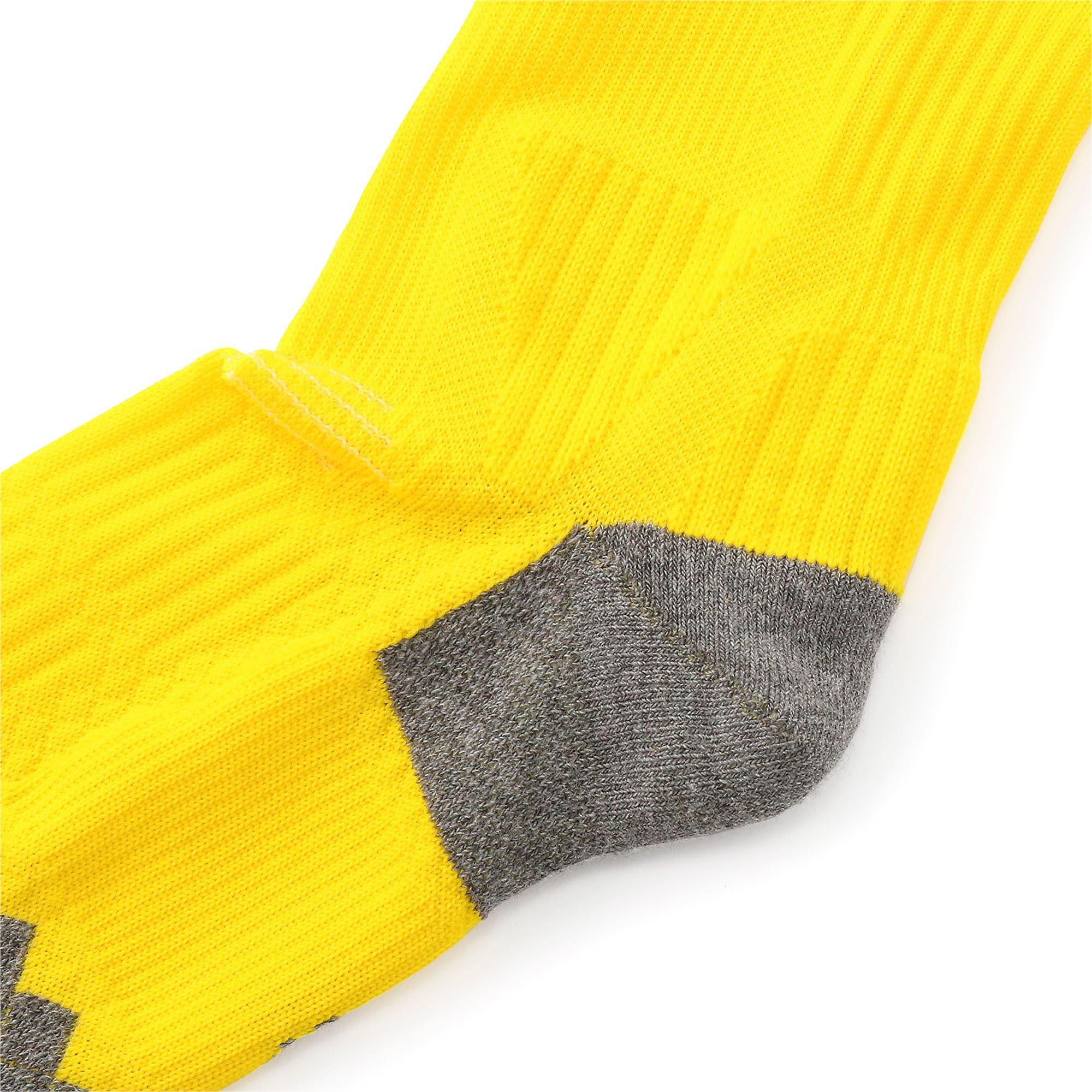 Thumbnail 5 of ドルトムント BVB スパイラル ストッキング, Cyber Yellow-Puma Black, medium-JPN