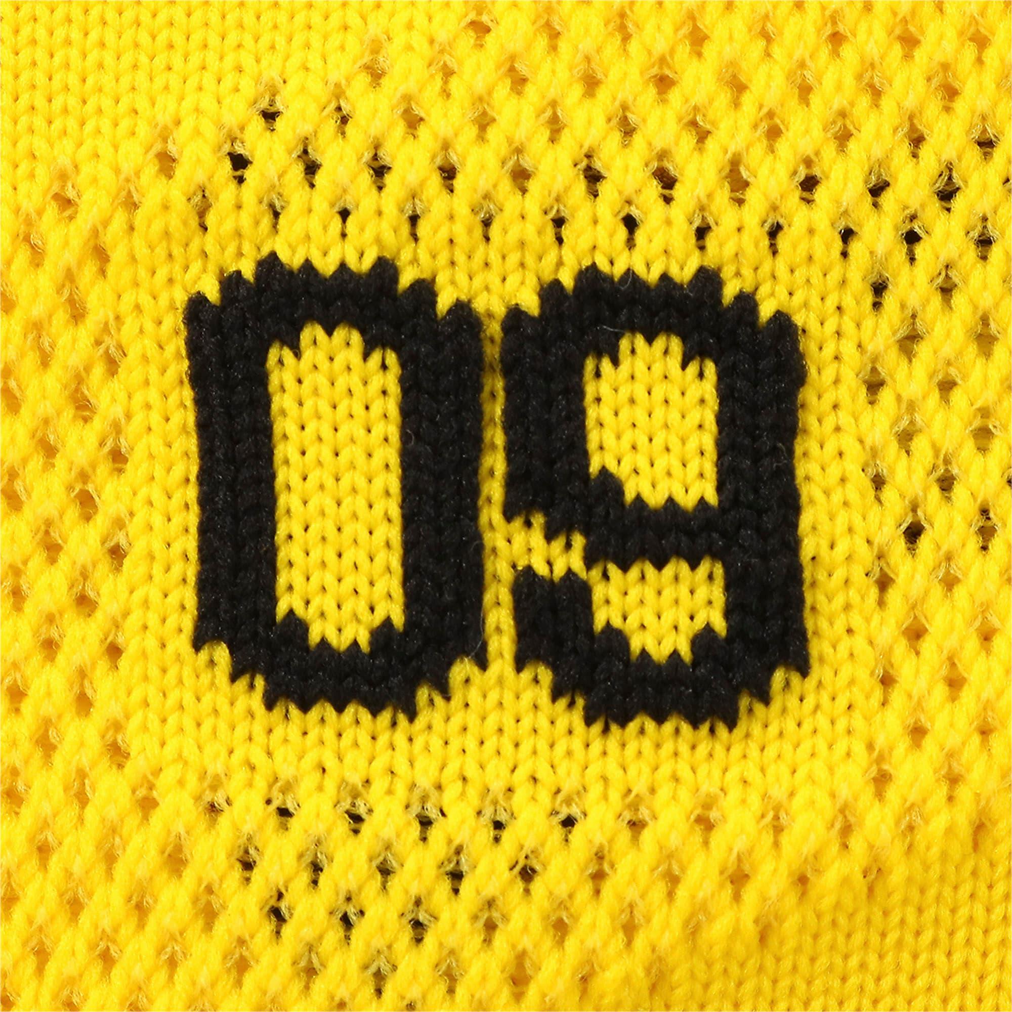 Thumbnail 7 of ドルトムント BVB スパイラル ストッキング, Cyber Yellow-Puma Black, medium-JPN