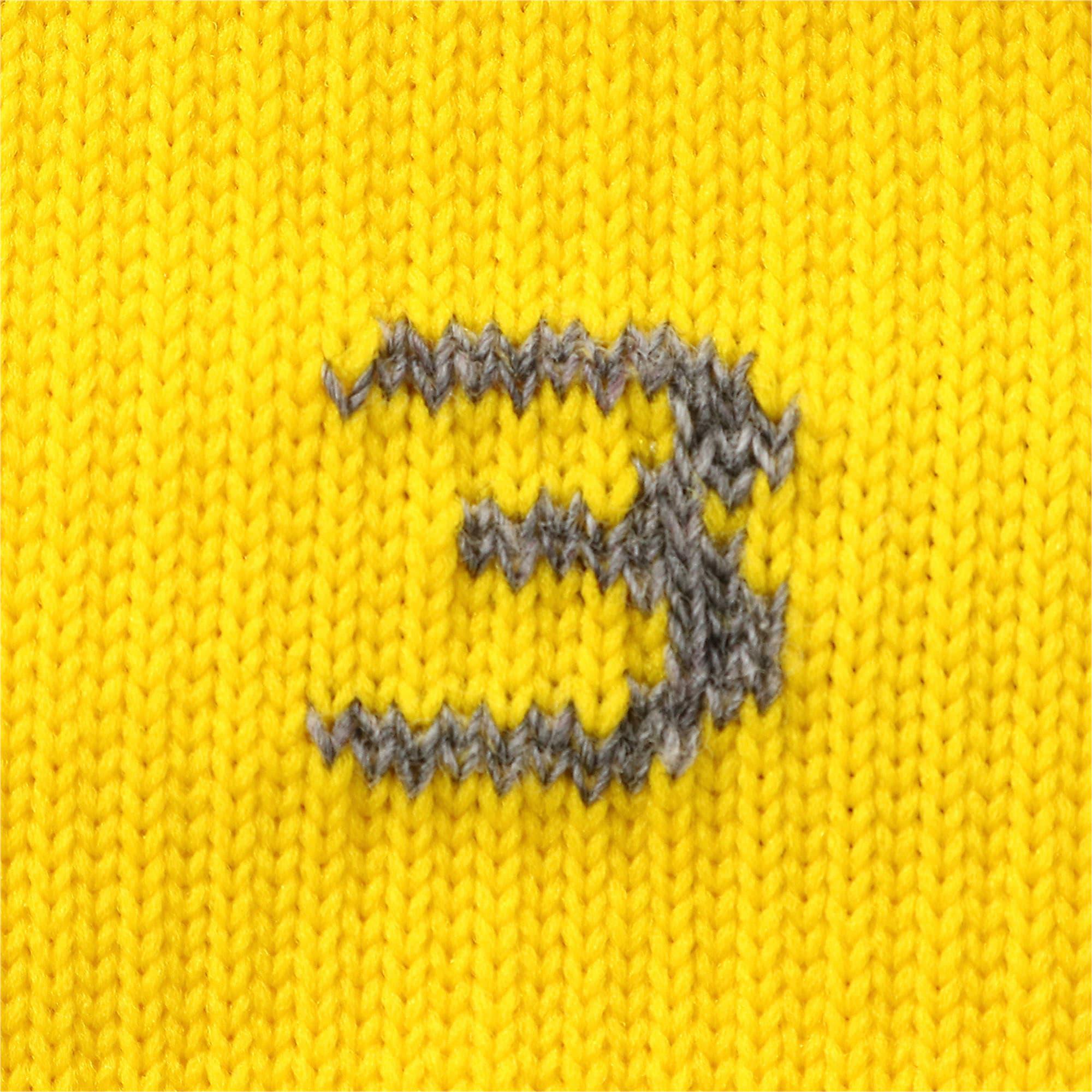 Thumbnail 8 of ドルトムント BVB スパイラル ストッキング, Cyber Yellow-Puma Black, medium-JPN