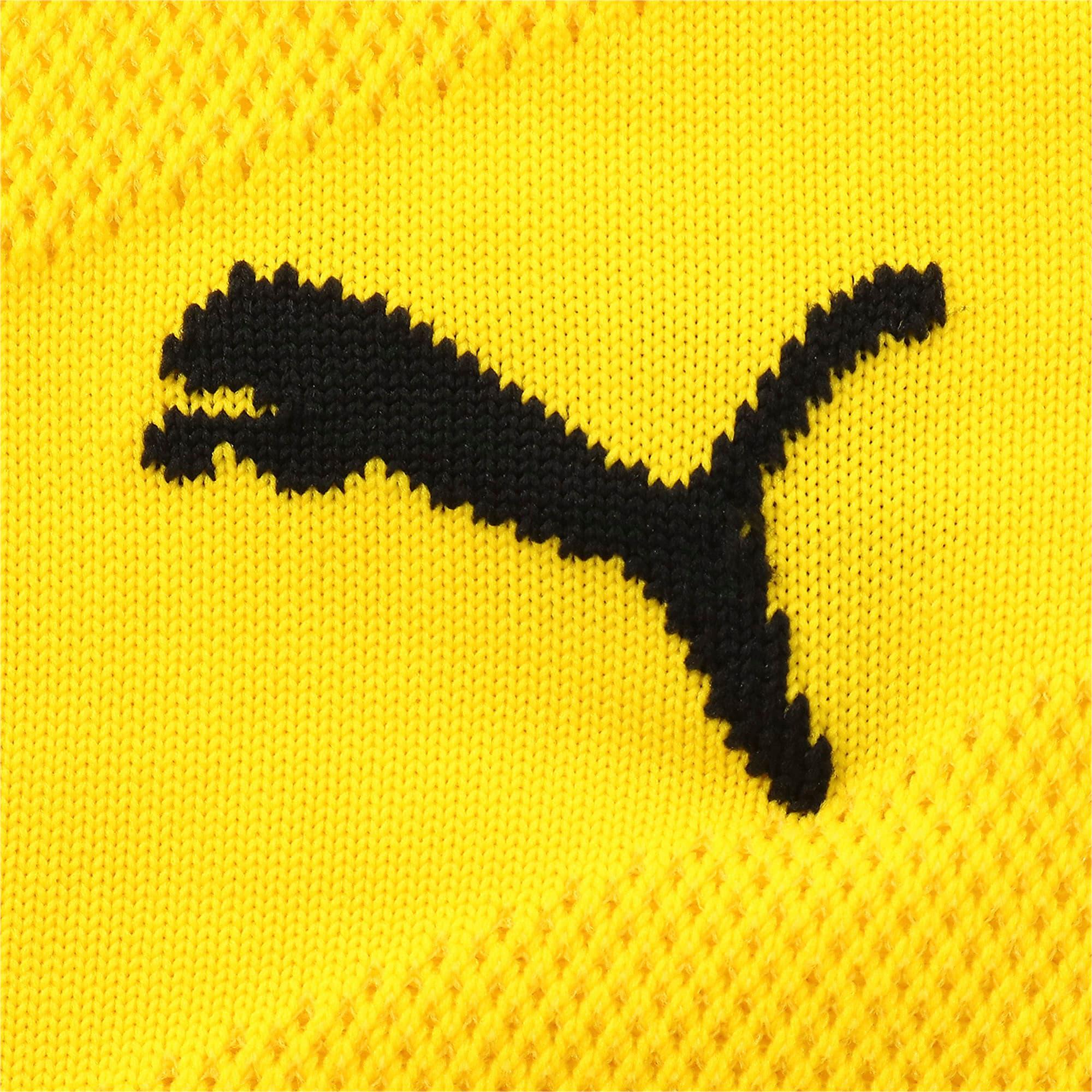 Thumbnail 2 of ドルトムント BVB スパイラル ストッキング, Cyber Yellow-Puma Black, medium-JPN