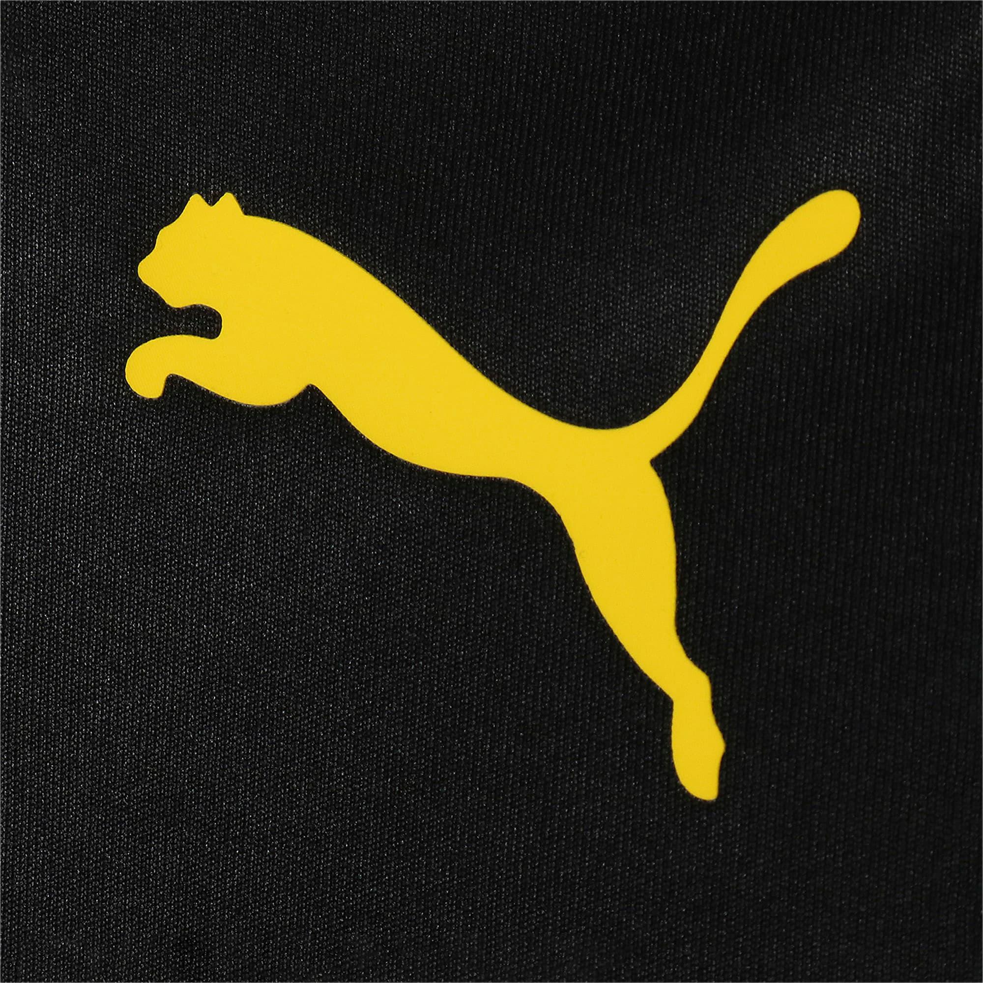 Thumbnail 7 of ドルトムント BVB SS トレーニング ジャージ 半袖, Puma Black-Cyber Yellow, medium-JPN