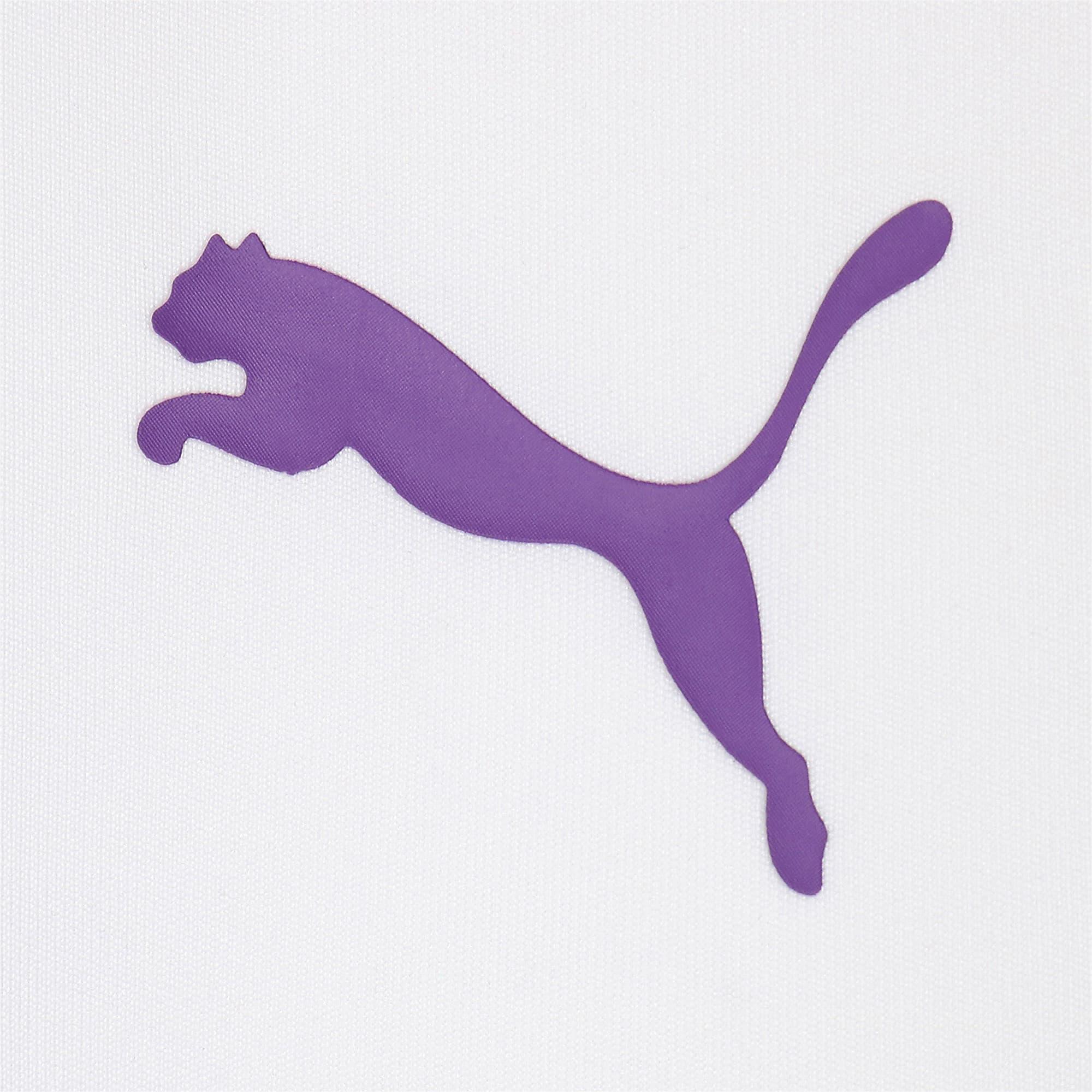 Thumbnail 4 of マンチェスター・シティ MCFC トレーニング SS ジャージ 半袖, Puma White-Tillandsia Purple, medium-JPN
