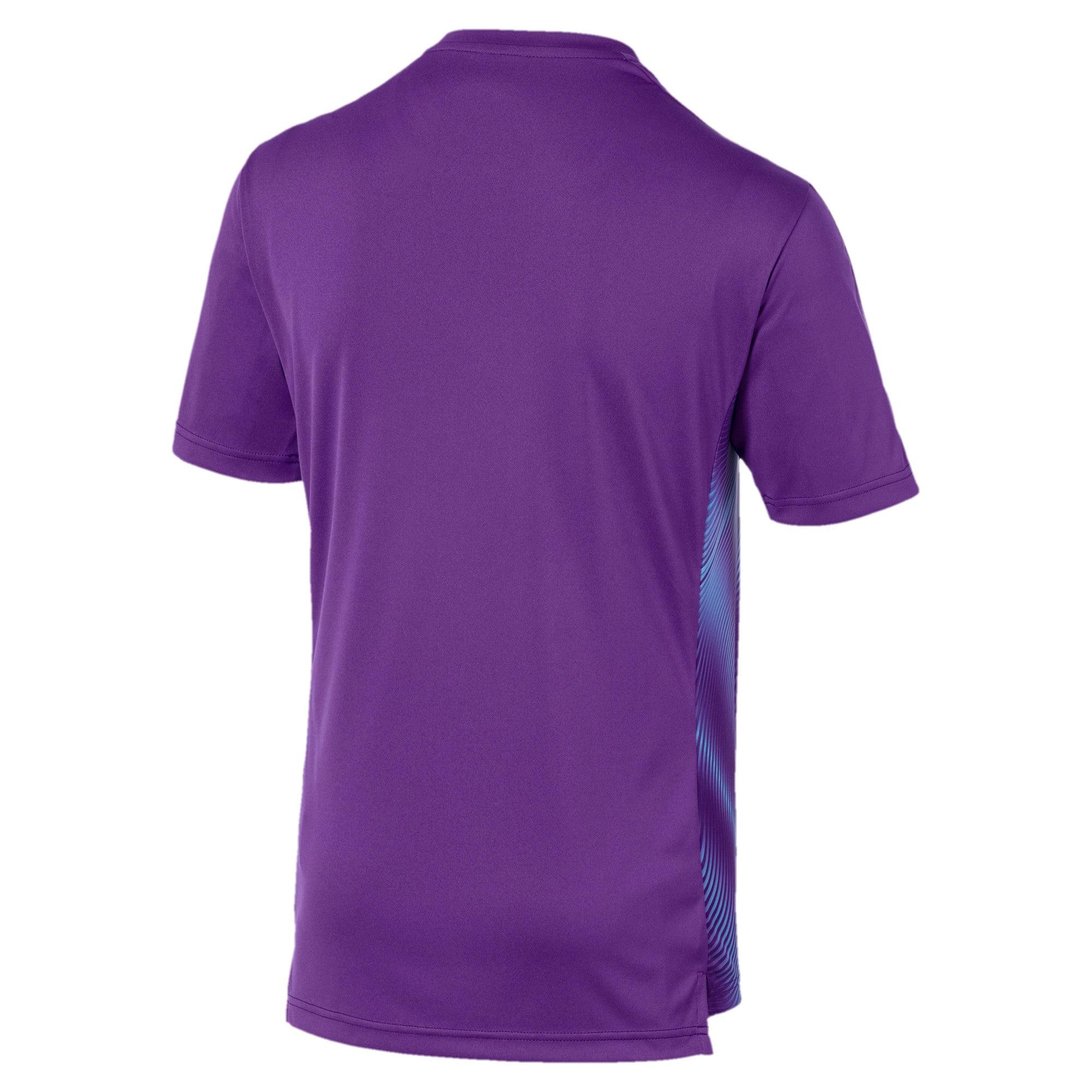 Thumbnail 2 van Man City Stadium League shirt voor heren, TillandsiaPurple-TeamLightBl, medium