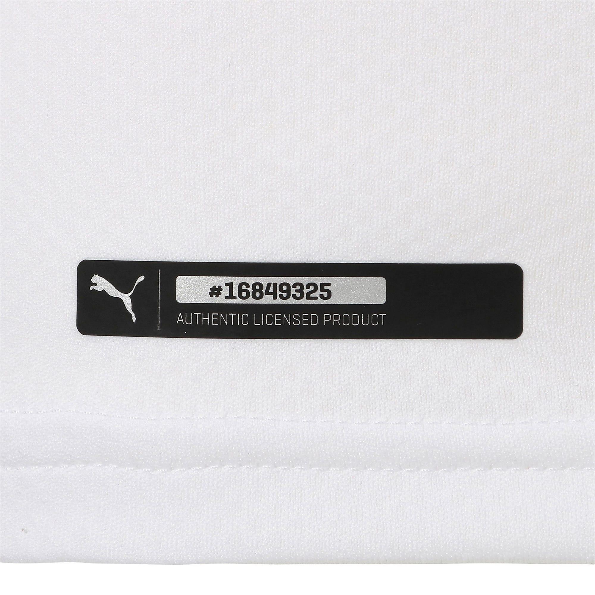 Thumbnail 9 of ACミラン ACM SS アウェイ レプリカシャツ 半袖, Puma White-Tango Red, medium-JPN
