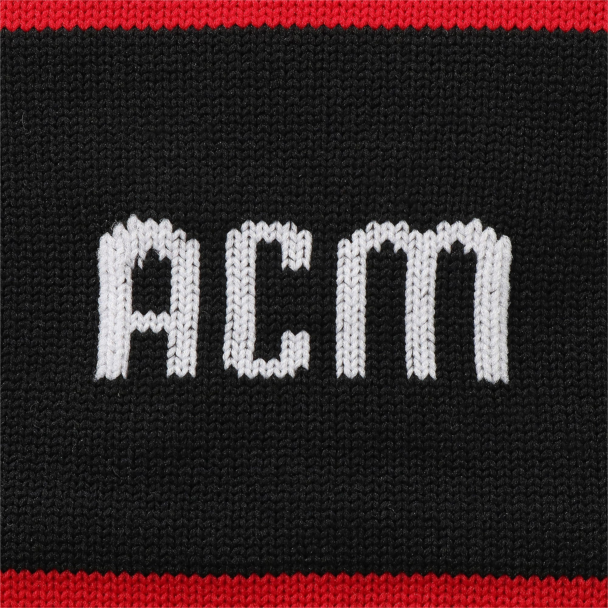 Thumbnail 7 of ACミラン ACM バンド ストッキング, Puma Black-Tango Red, medium-JPN