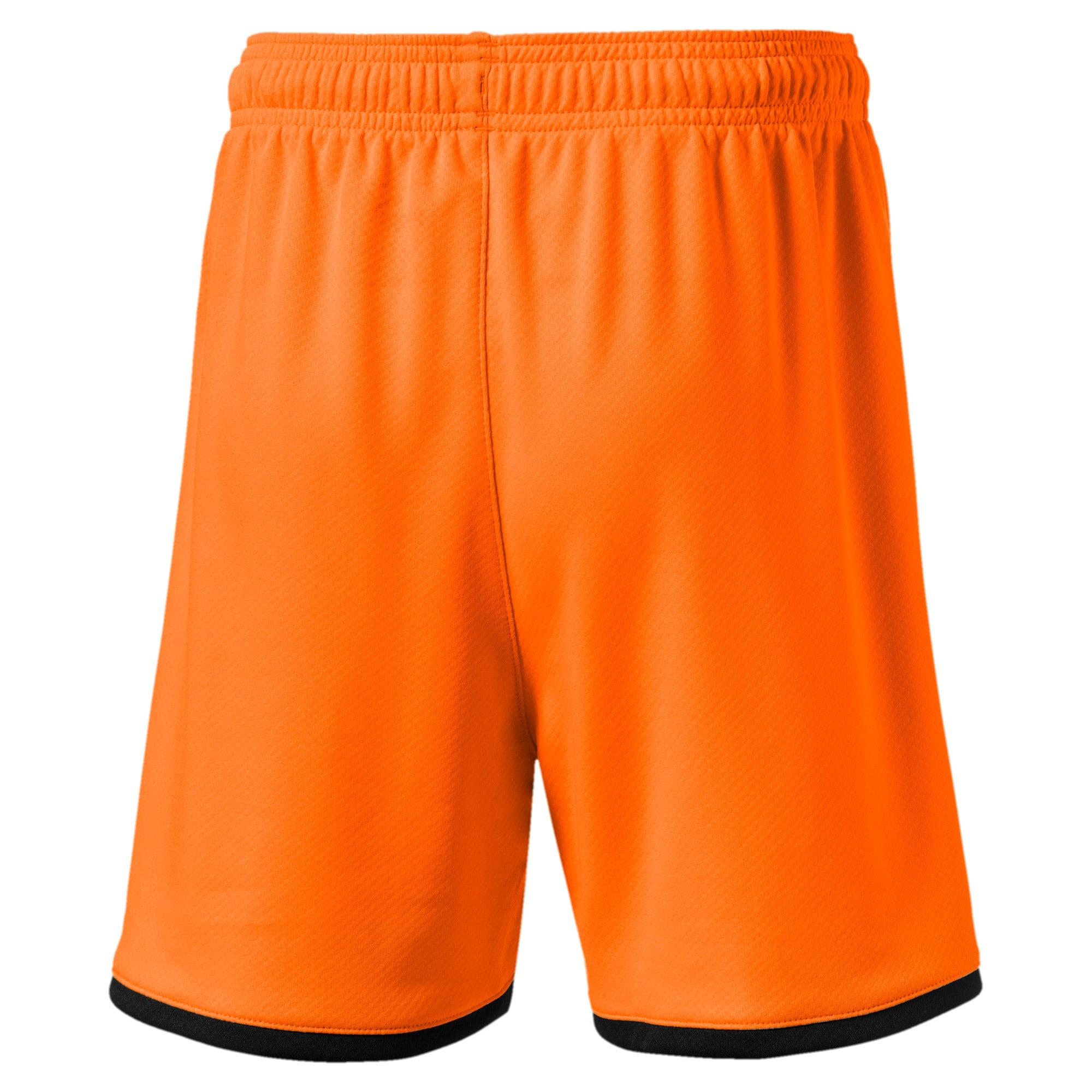 Imagen en miniatura 2 de Shorts de réplica de niño Valencia CF, Vibrant Orange-Puma Black, mediana