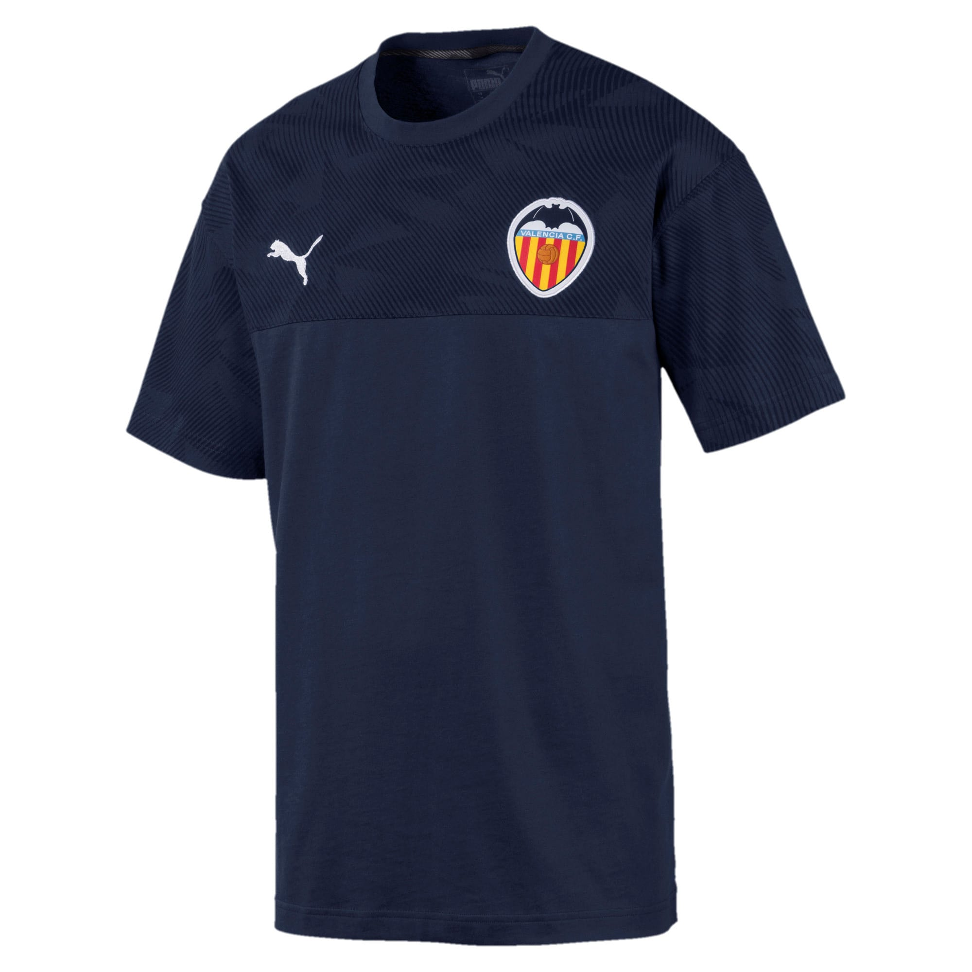 Thumbnail 1 of Valencia CF Casuals Men's Tee, Peacoat, medium