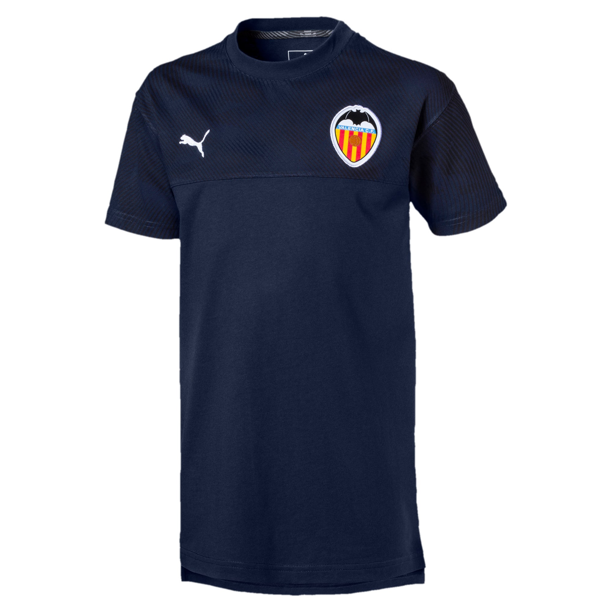 Thumbnail 1 of Valencia CF Casuals Kinder T-Shirt, Peacoat, medium