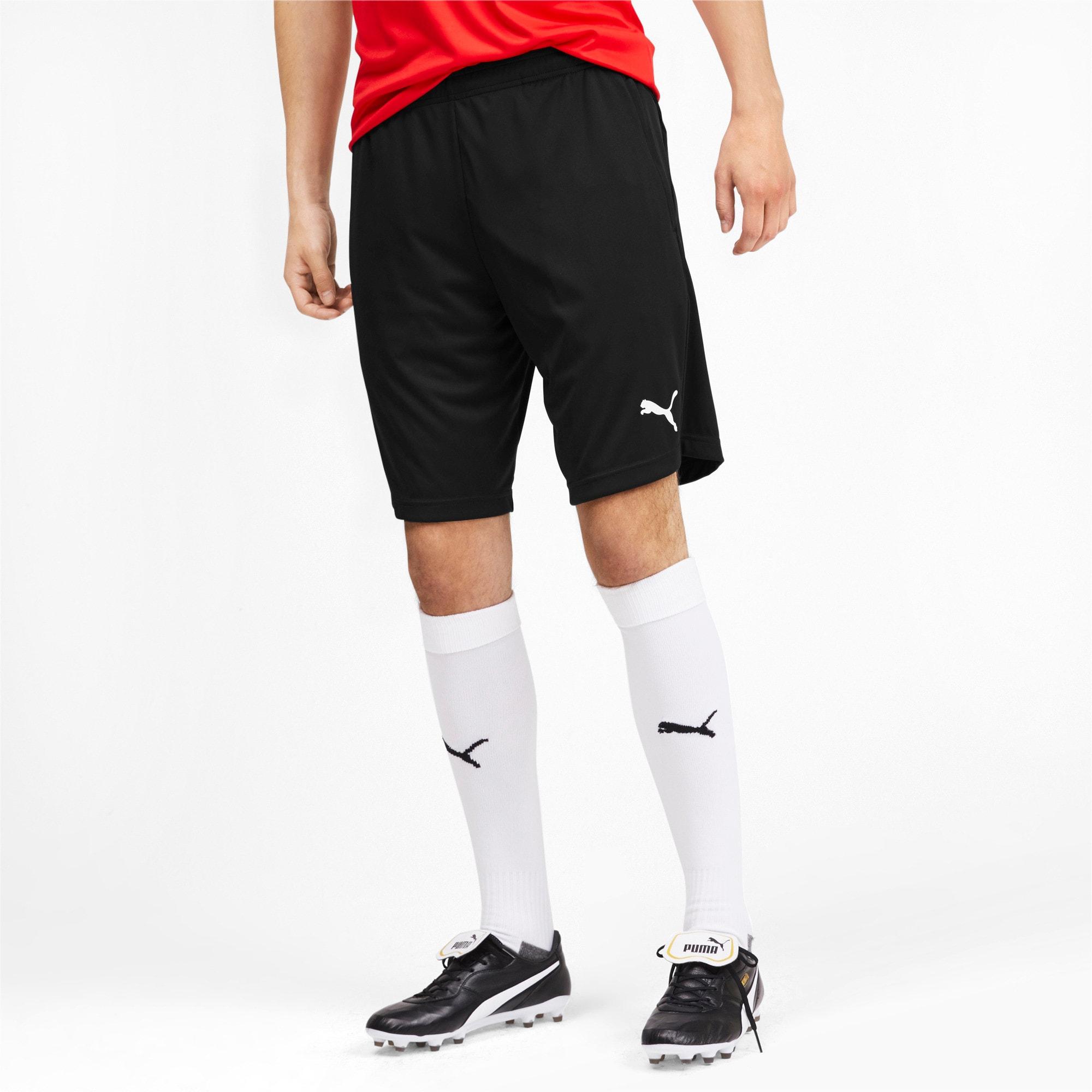 Thumbnail 1 of AC Milan Men's Training Shorts, Puma Black, medium