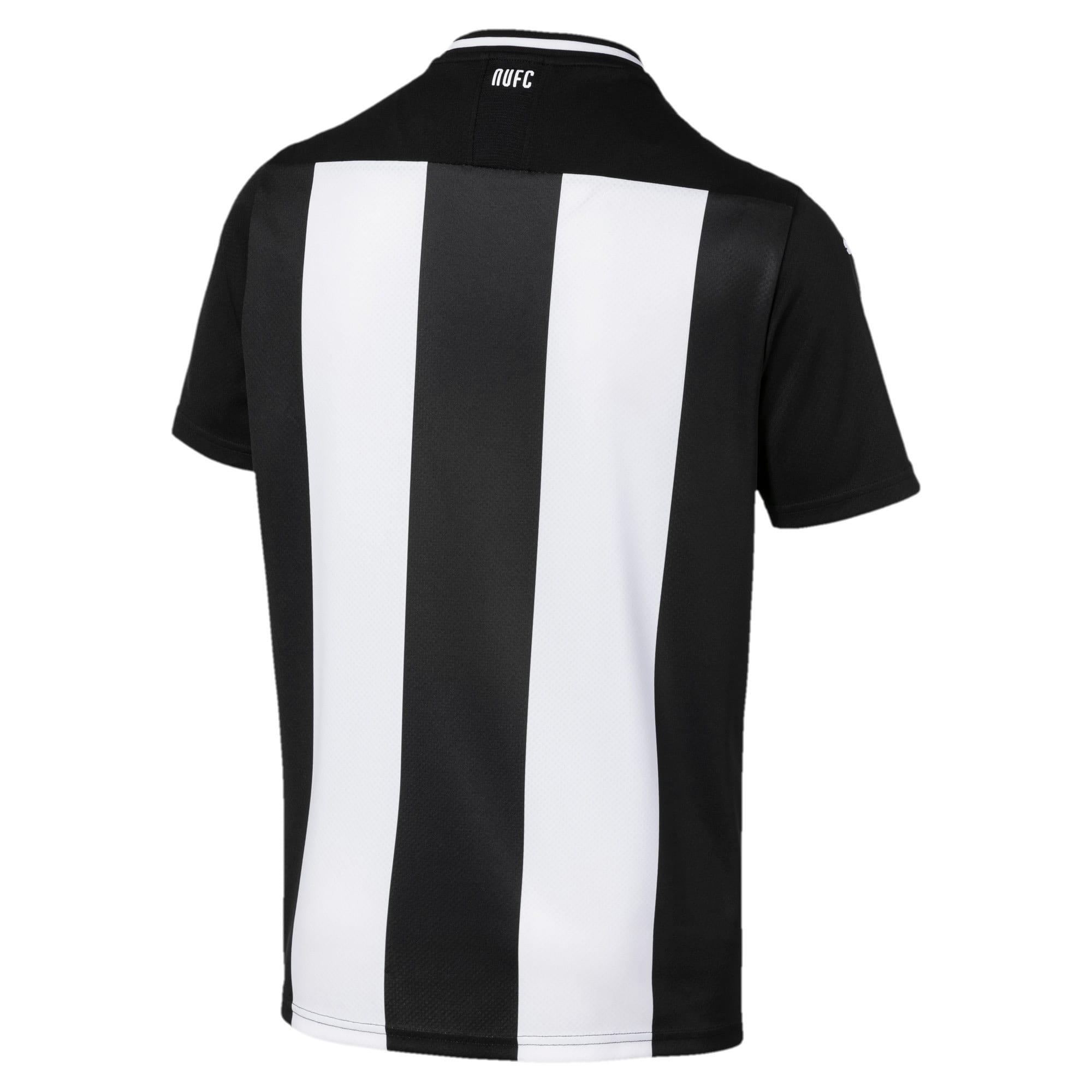 Miniatura 2 de Réplica de camiseta de local de Newcastle United FC para hombre, Puma White-Puma Black, mediano