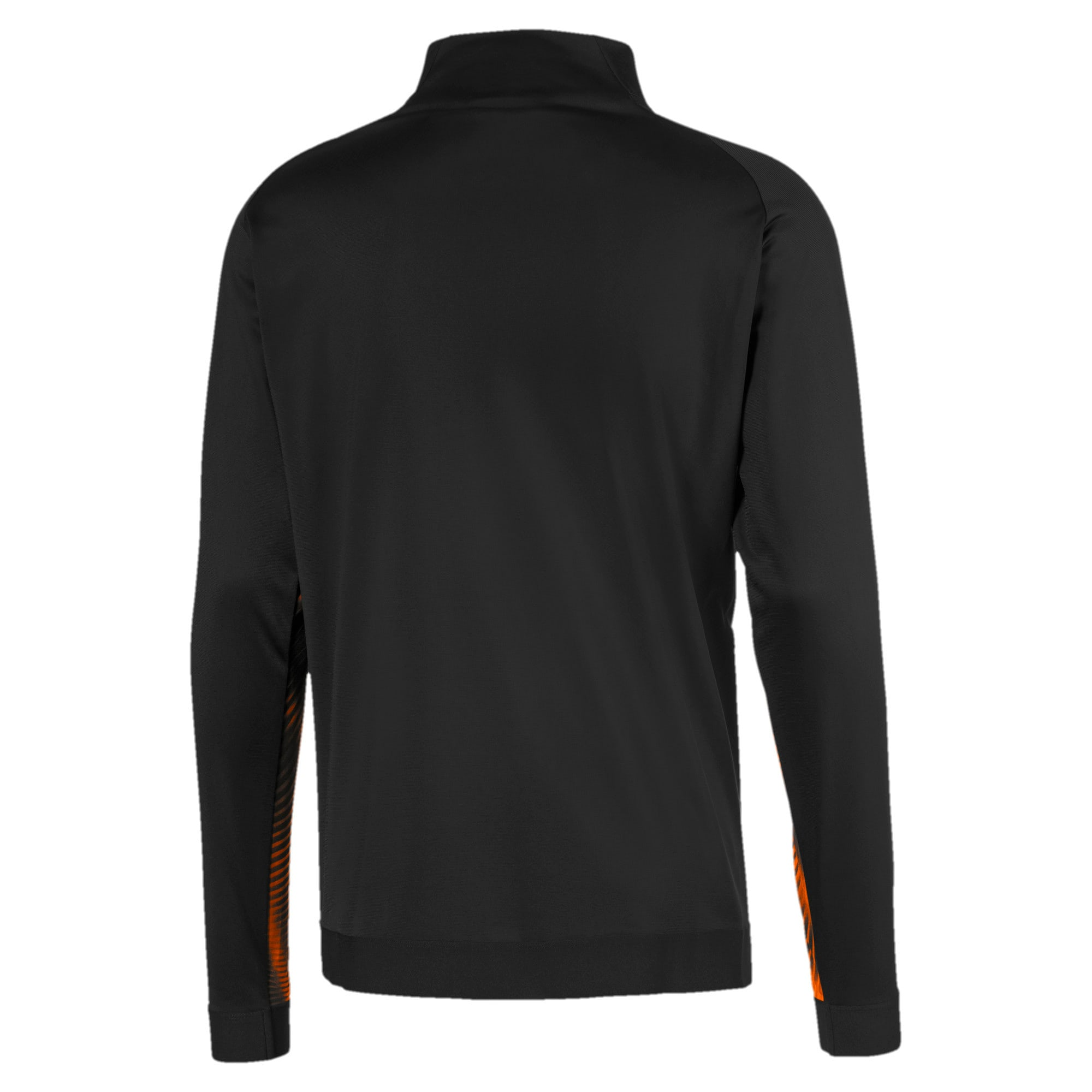 Thumbnail 2 van Valencia CF stadionjack voor mannen, Puma zwart-vibrant orange, medium