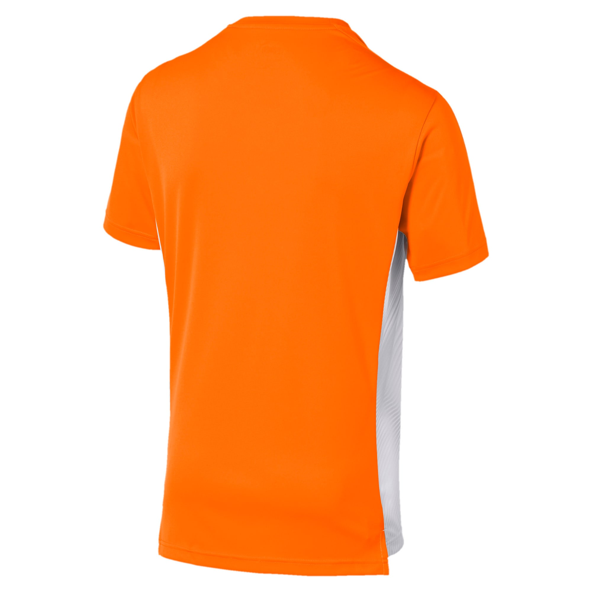 Thumbnail 2 of Valencia CF Men's Stadium Jersey, Vibrant Orange-Puma White, medium