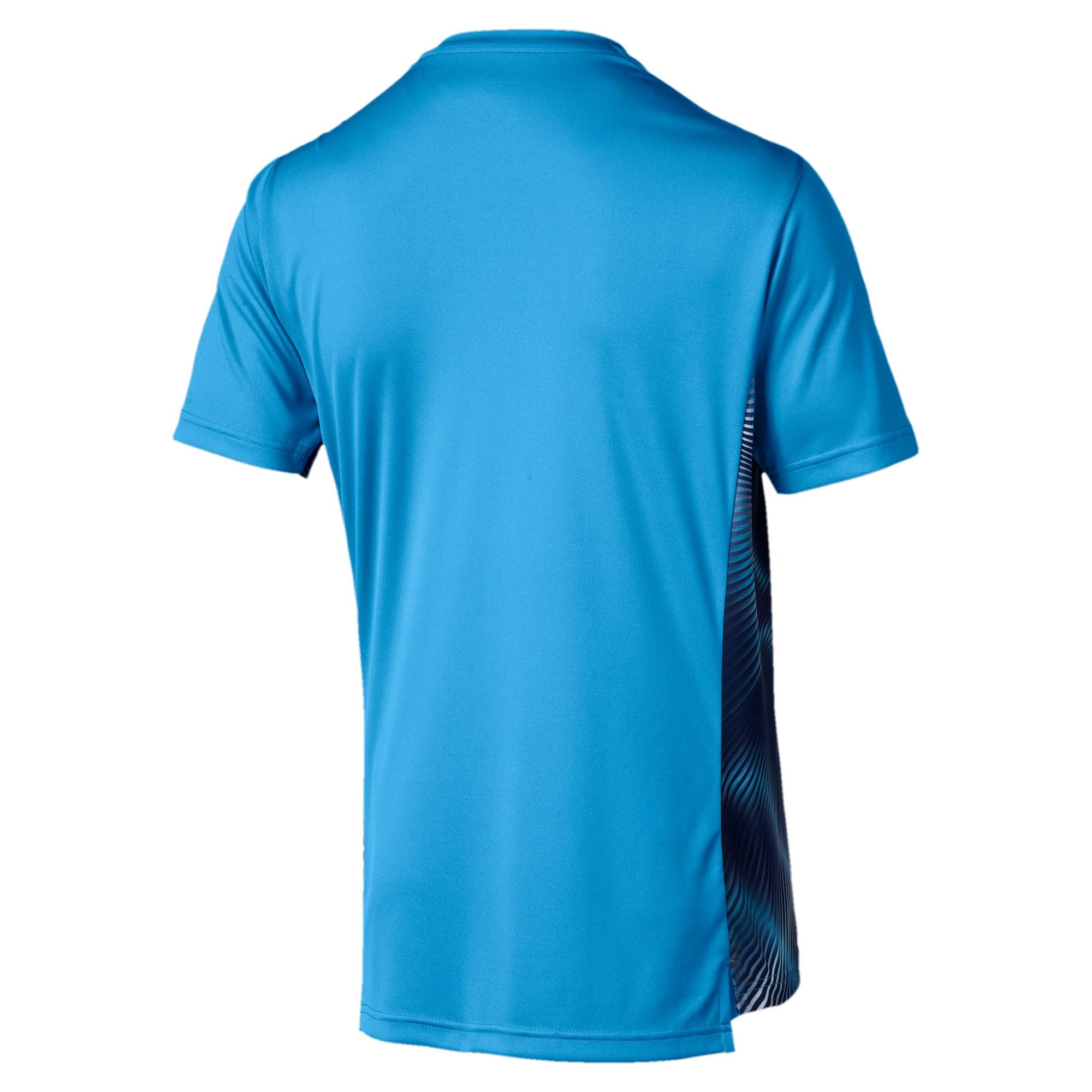 Thumbnail 2 van Valencia CF stadionshirt voor mannen, Bleu Azur-Peacoat, medium