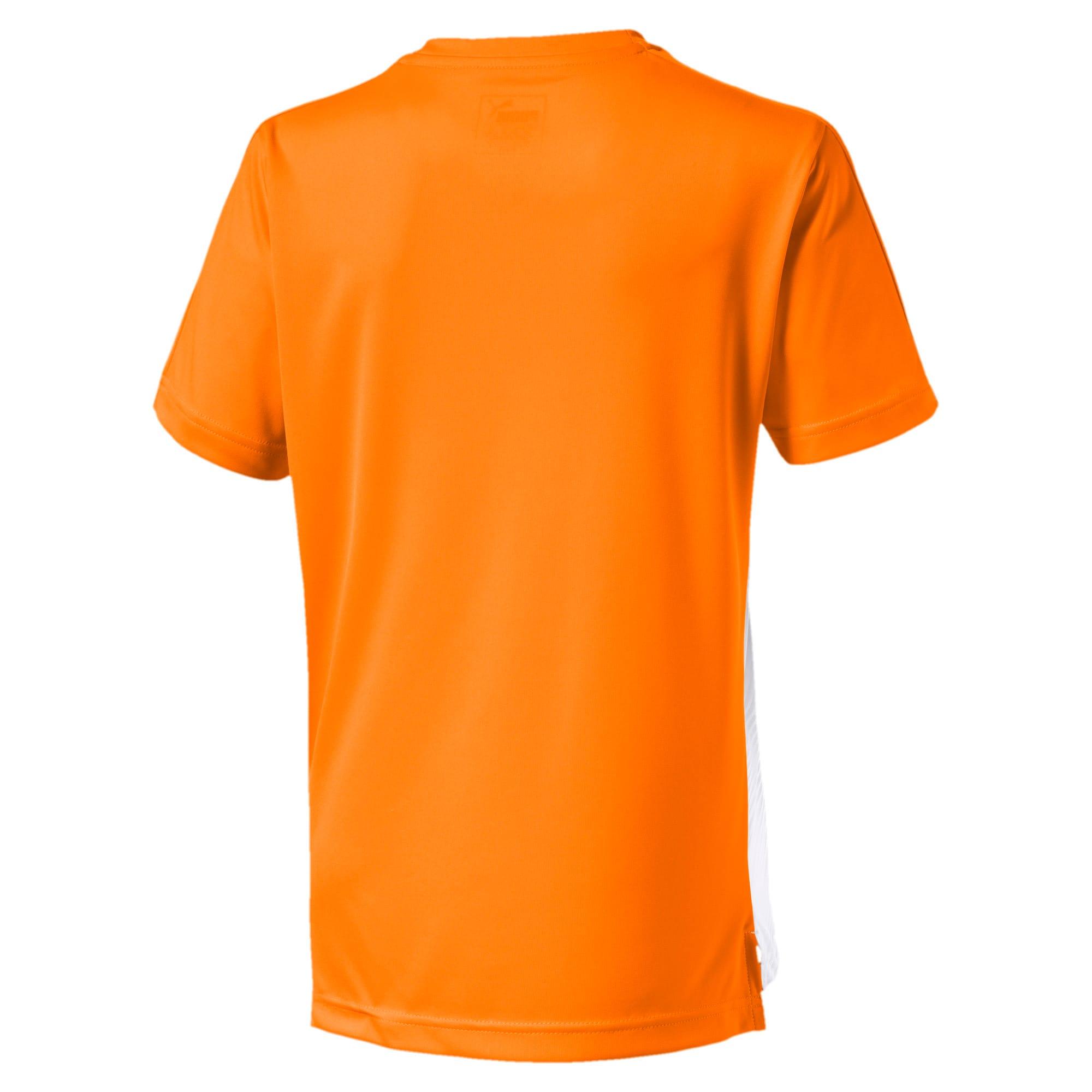 Thumbnail 2 of Valencia CF Kids' Stadium Jersey, Vibrant Orange-Puma White, medium