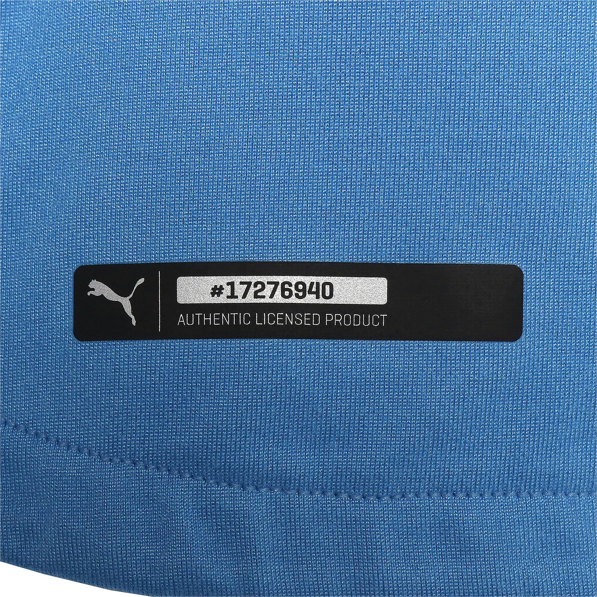 Thumbnail 10 of マンチェスター・シティ MCFC 125th アニバーサリー オーセンティックシャツ ユニフォーム, Marina-Puma White, medium-JPN