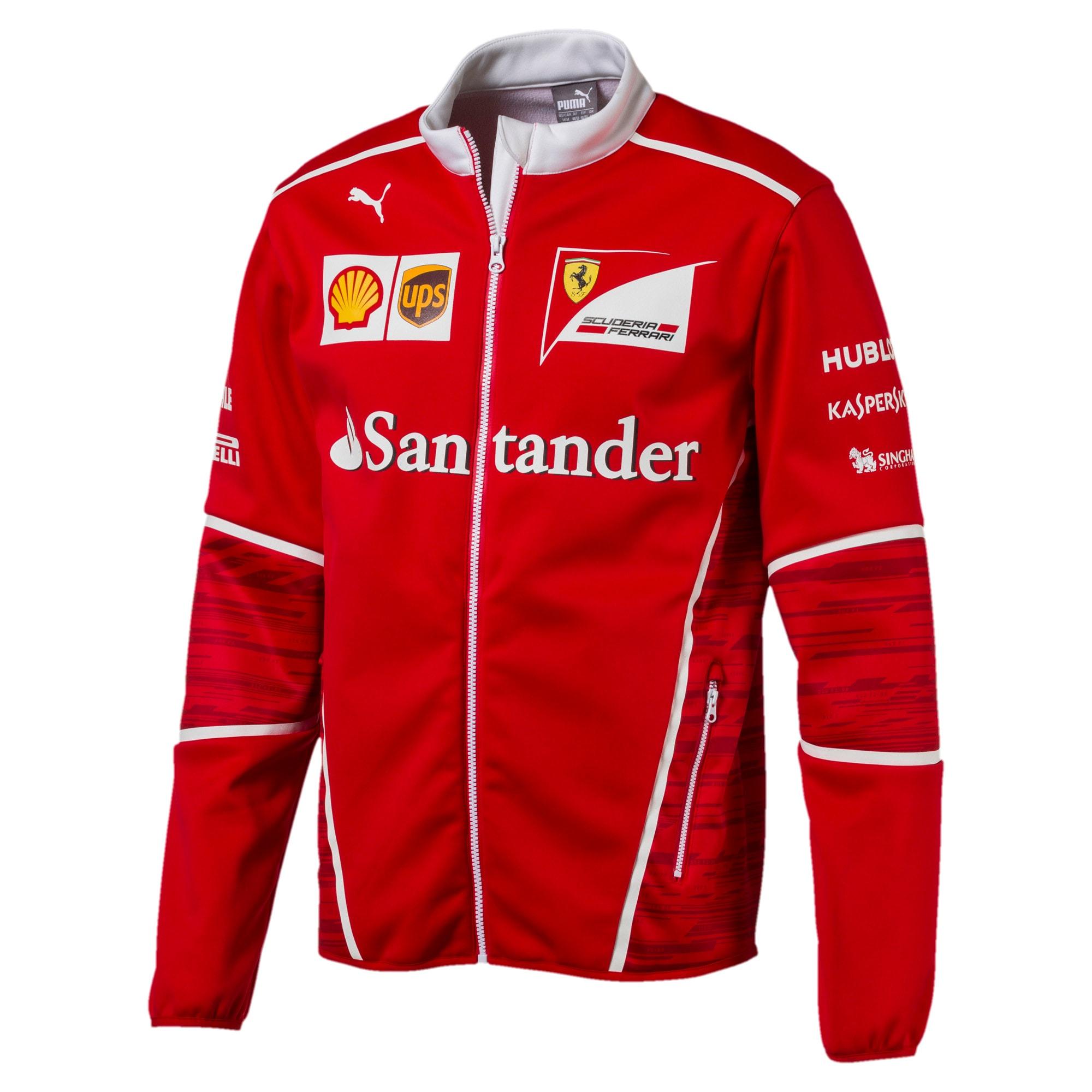 los recién llegados sitio web para descuento descuento hasta 60% Chaqueta Ferrari Softshell