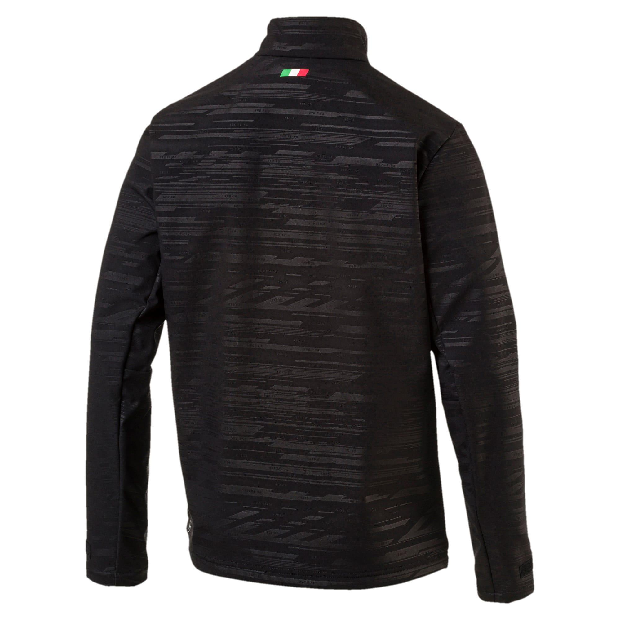 Ferrari Men's Softshell Jacket