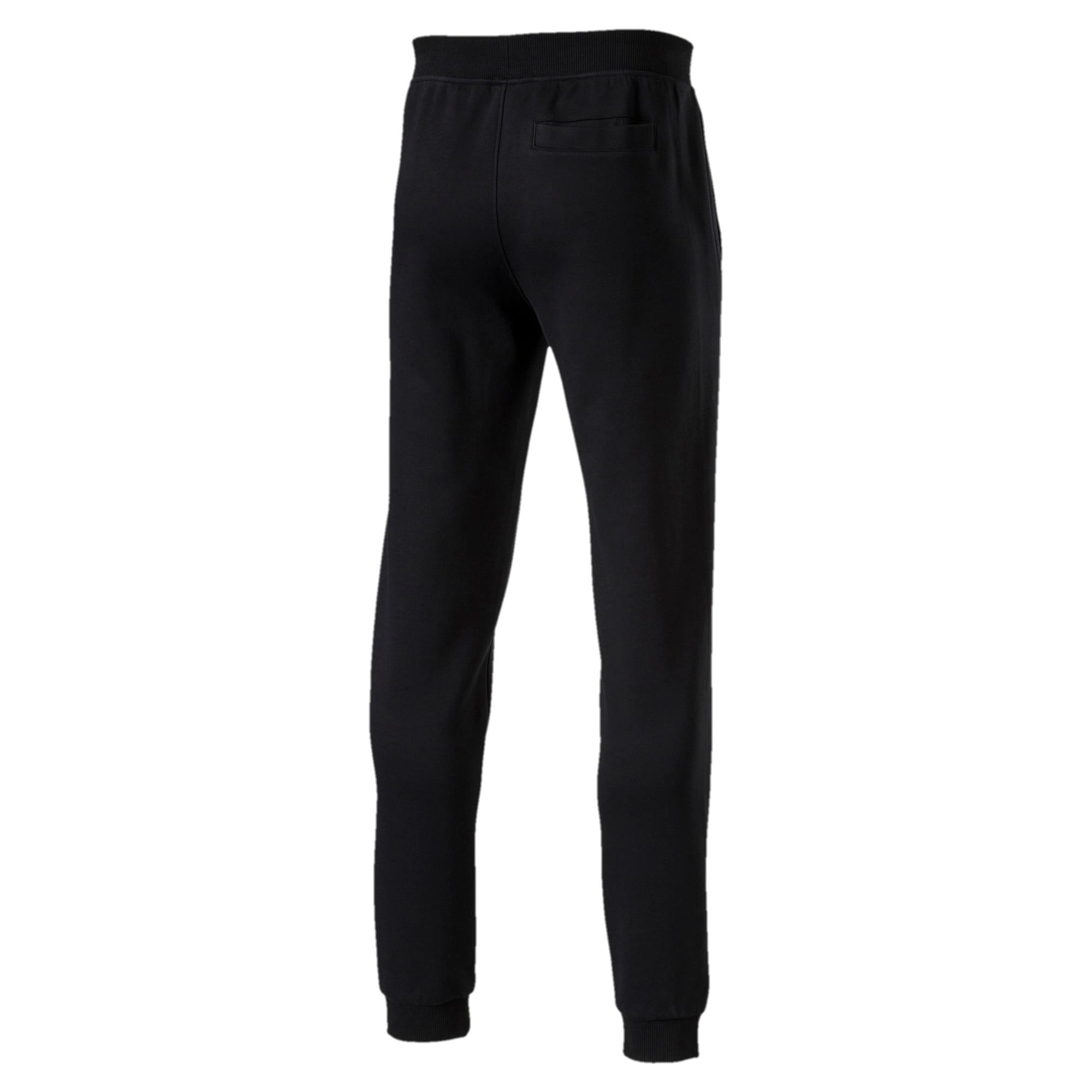 Thumbnail 4 of Ferrari Men's Sweatpants, Puma Black, medium