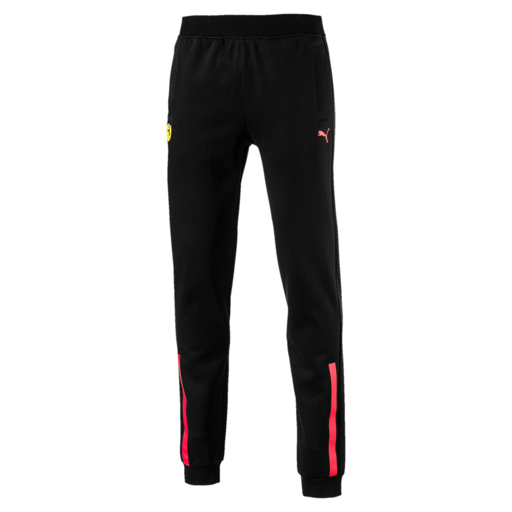 Thumbnail 1 of Ferrari Men's Sweatpants, Puma Black, medium