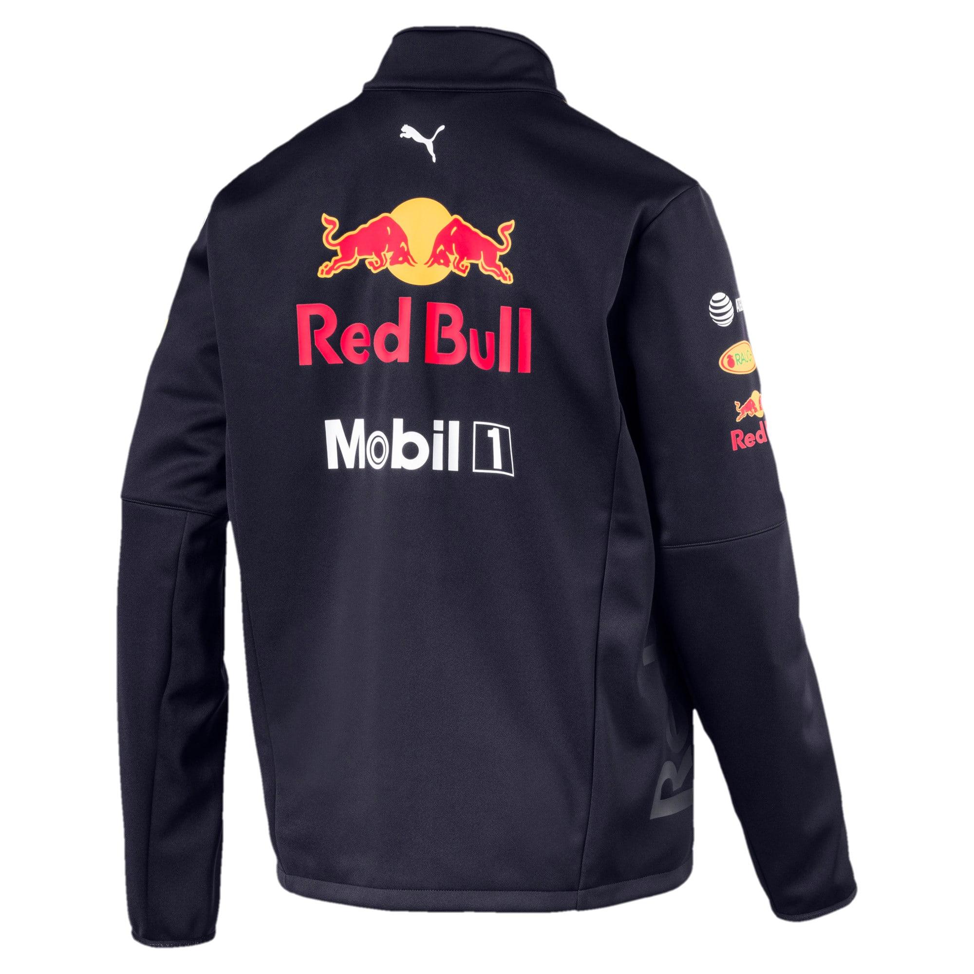 Thumbnail 3 of Red Bull Racing Men's Team Softshell, NIGHT SKY, medium