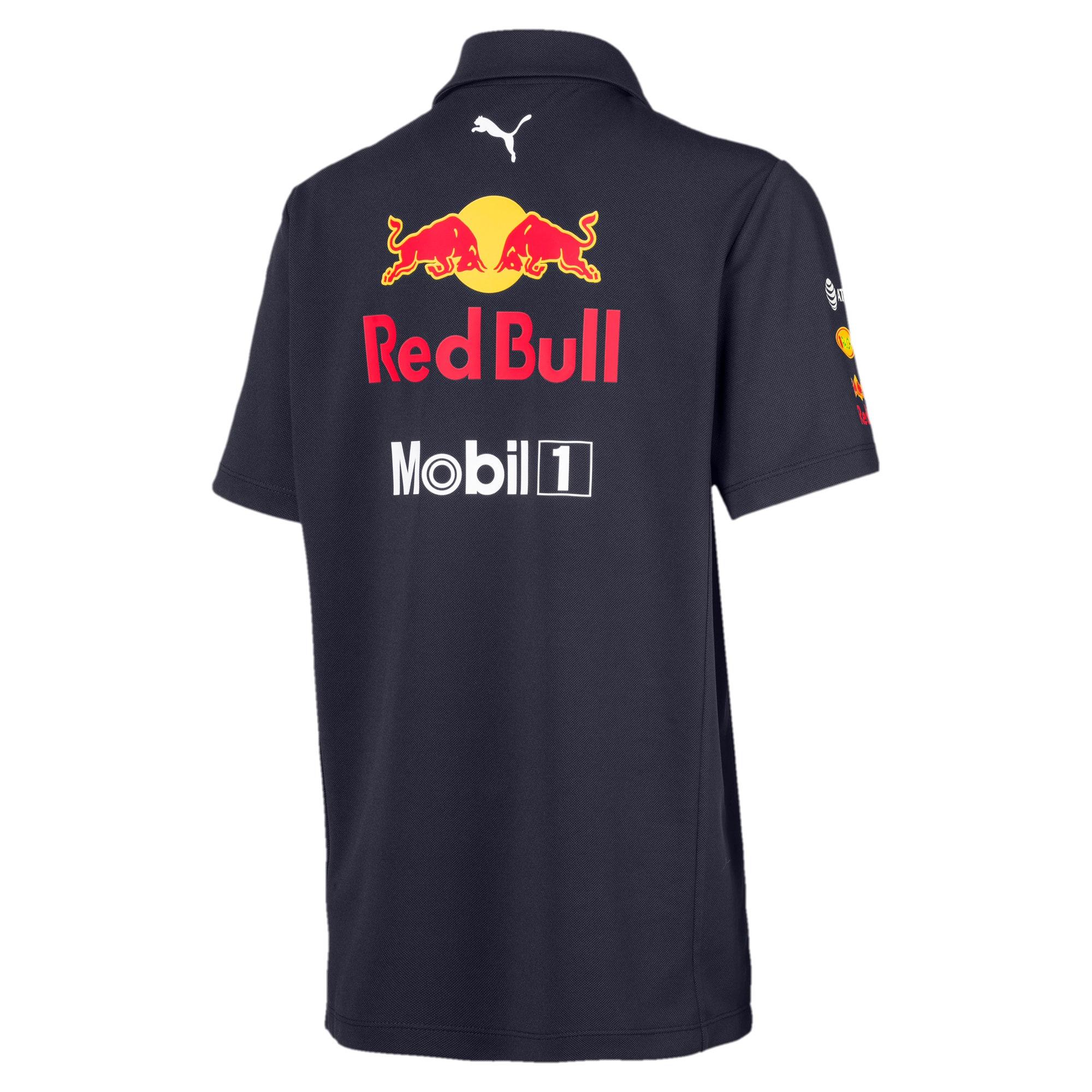 Thumbnail 2 of Red Bull Racing Team Boys' Polo, NIGHT SKY, medium