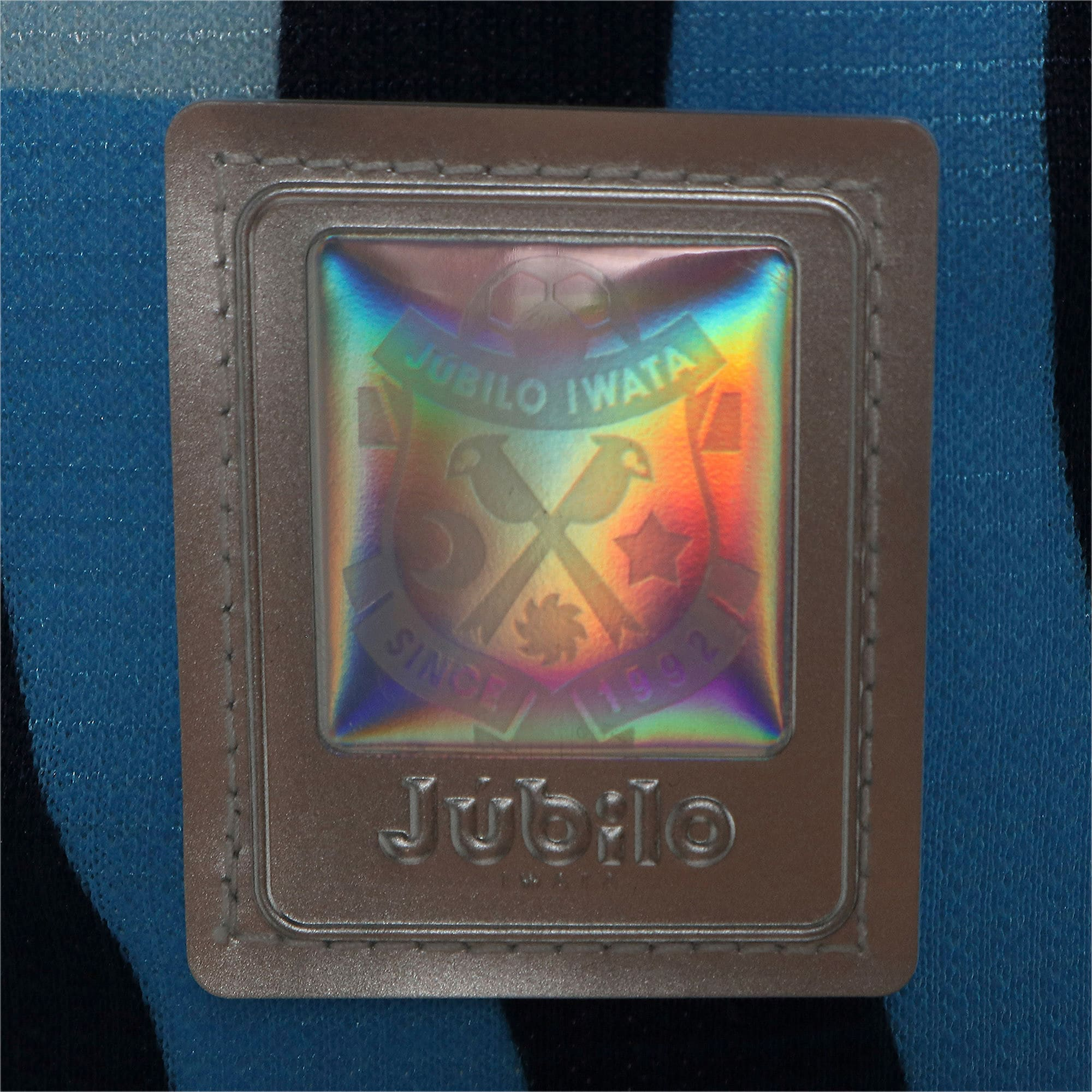 Thumbnail 8 of ジュビロ 19 リミテッド ハンソデゲームシャツ ユニフォーム, AZURE BLUE-Peacoat, medium-JPN