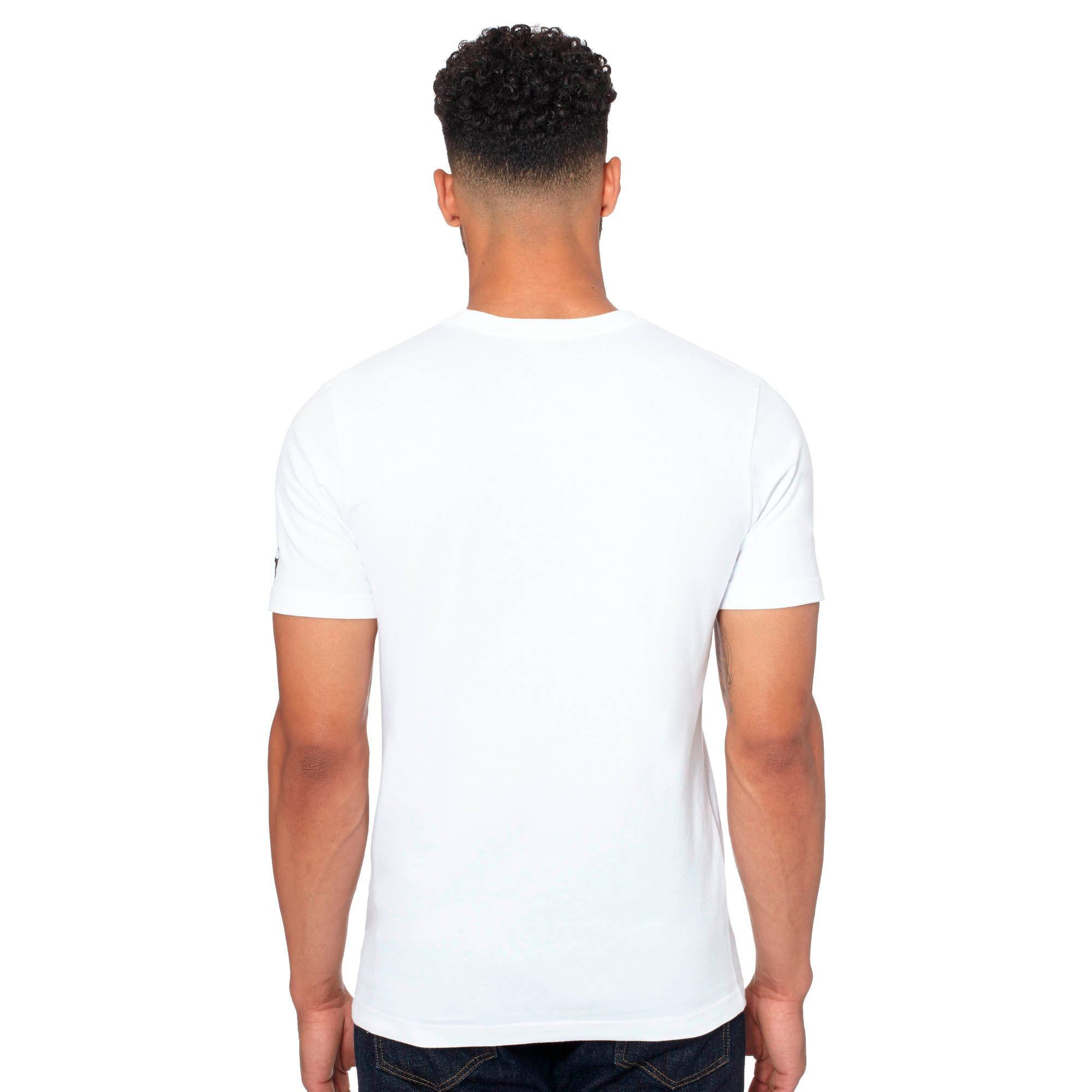 Miniatura 3 de Camiseta Archive Life para hombre, blanco-negro, mediano
