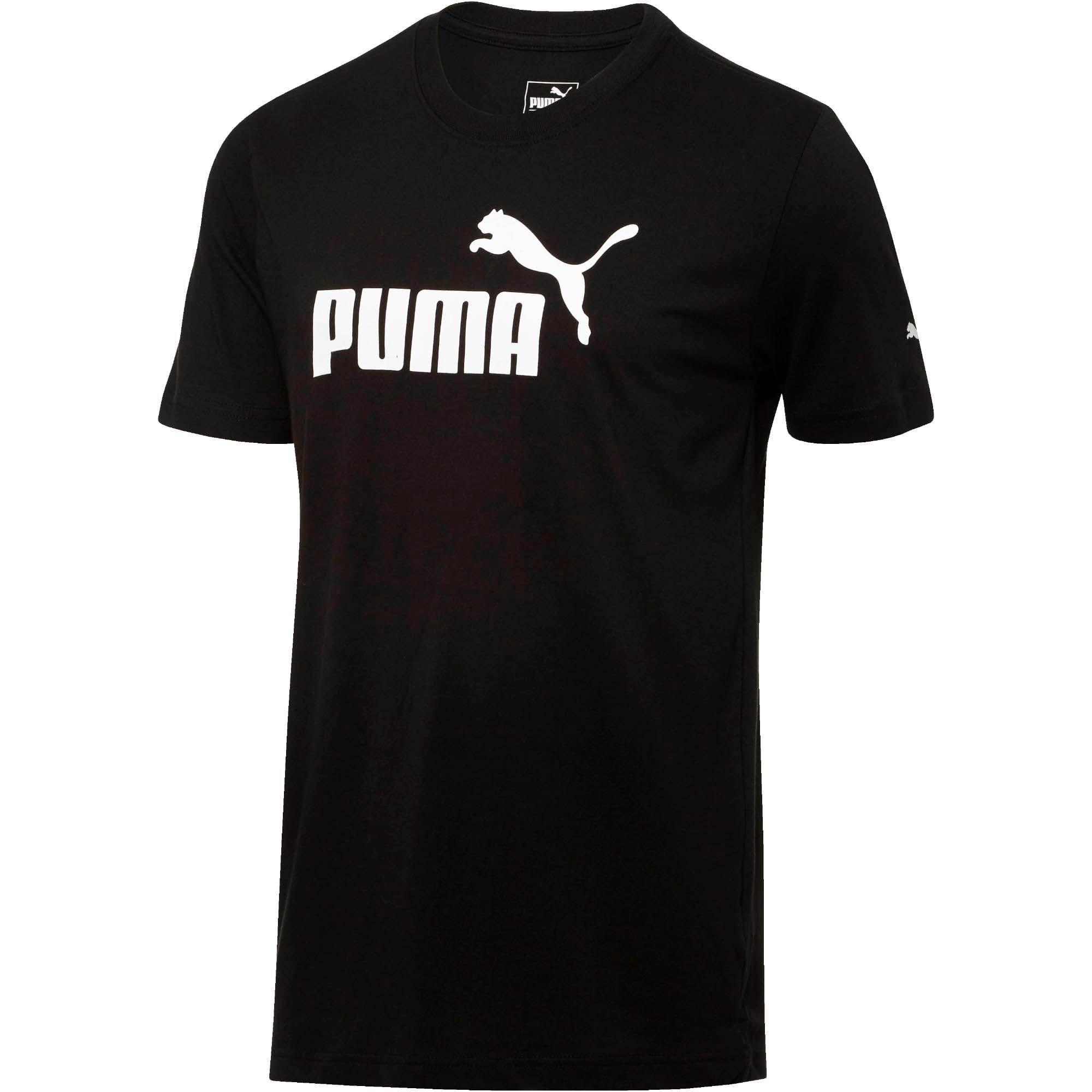Thumbnail 1 of No. 1 Logo T-Shirt, black, medium