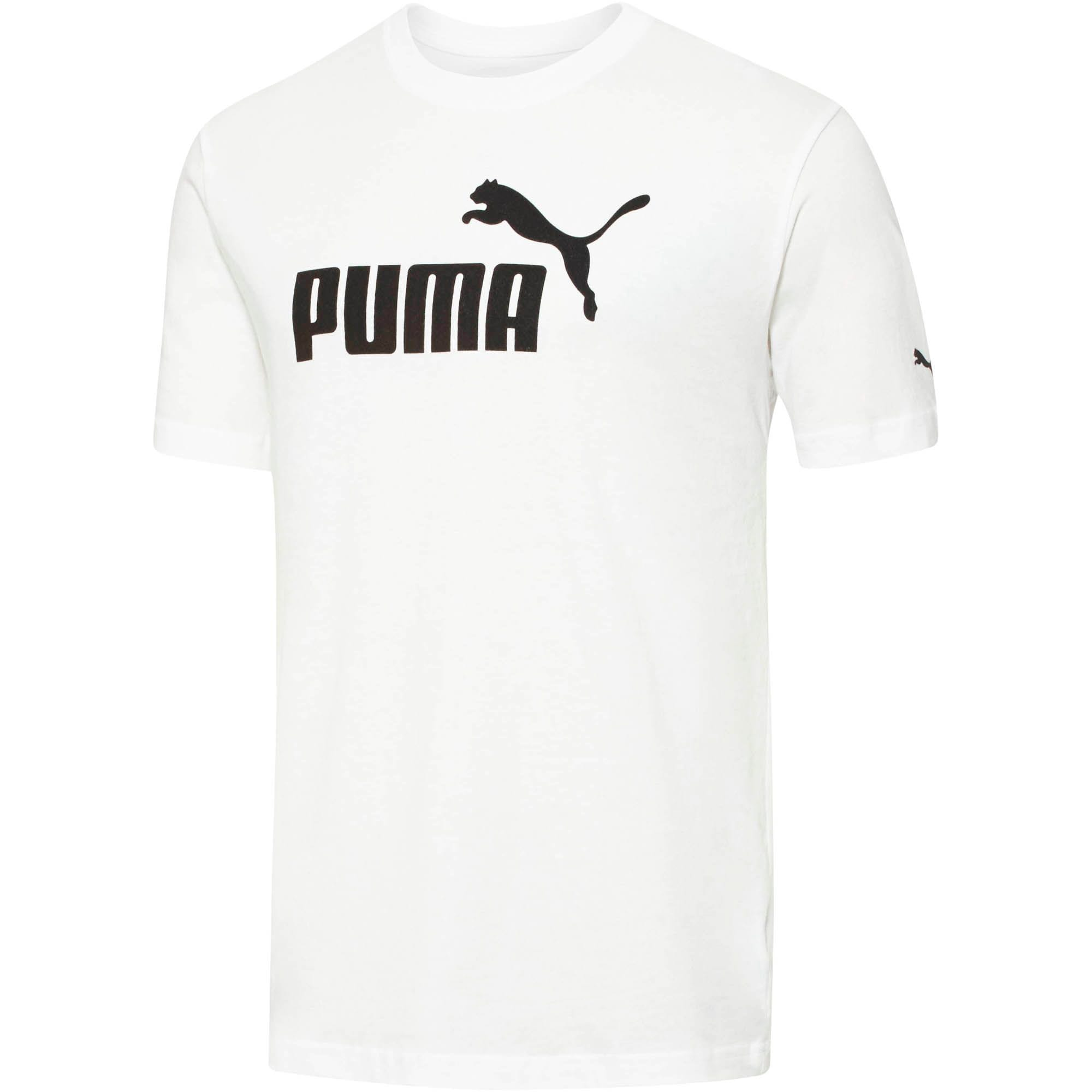 Thumbnail 1 of No. 1 Logo T-Shirt, white, medium