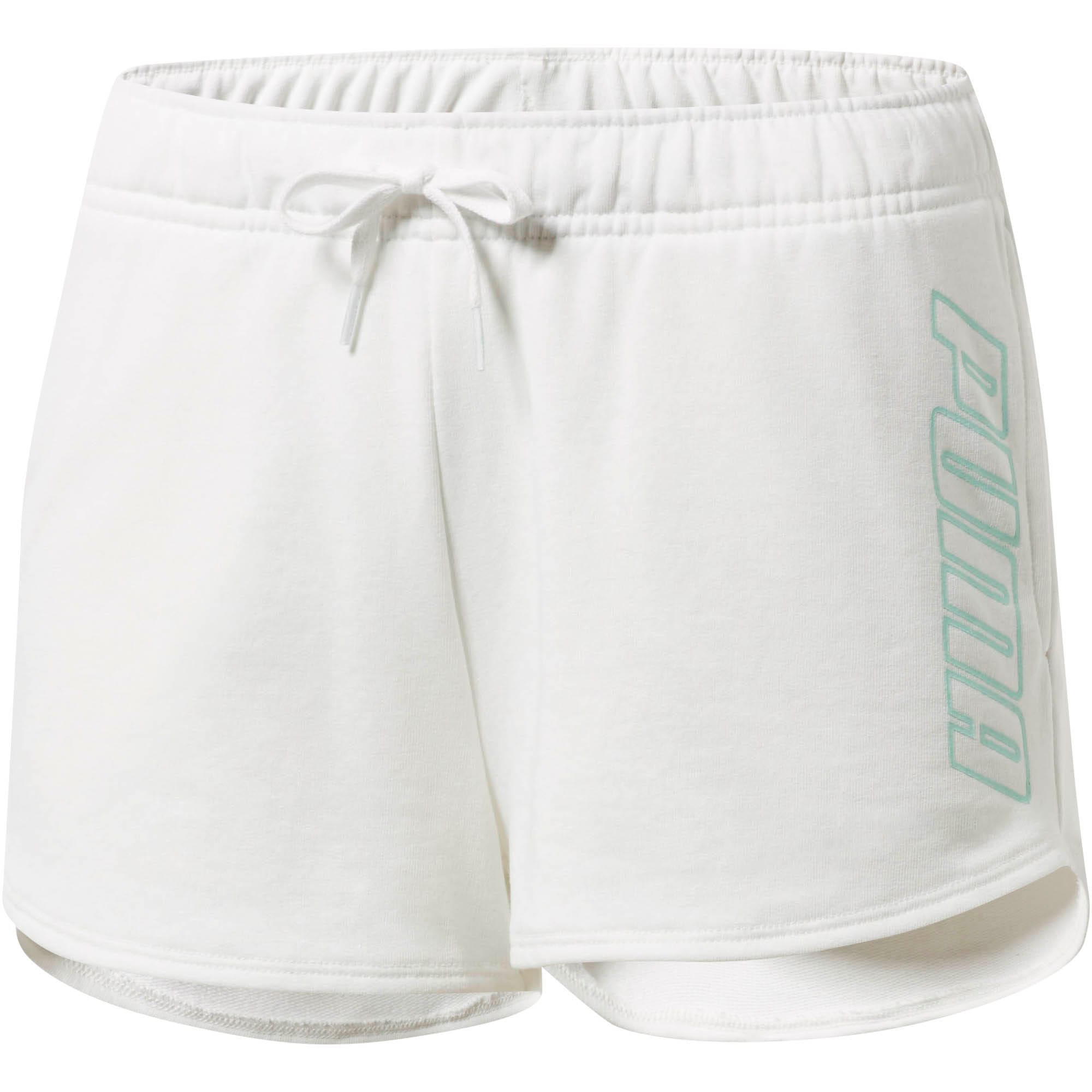 Miniatura 1 de Short de otro mundo, Puma White, mediano