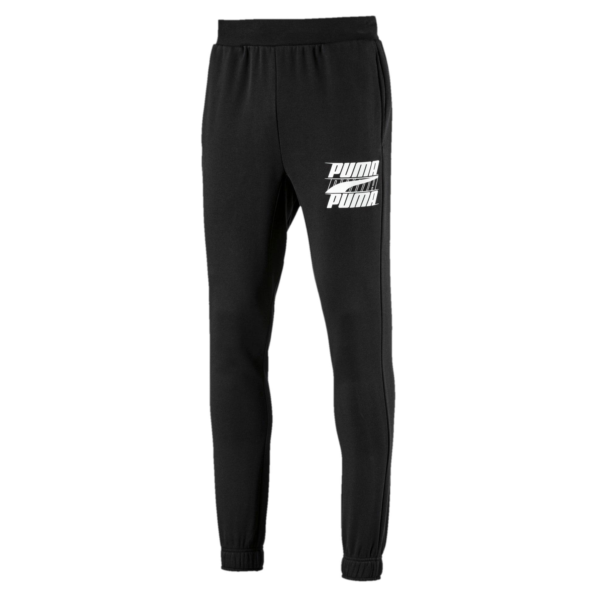 Thumbnail 1 of Rebel Bold Pants, Cotton Black, medium