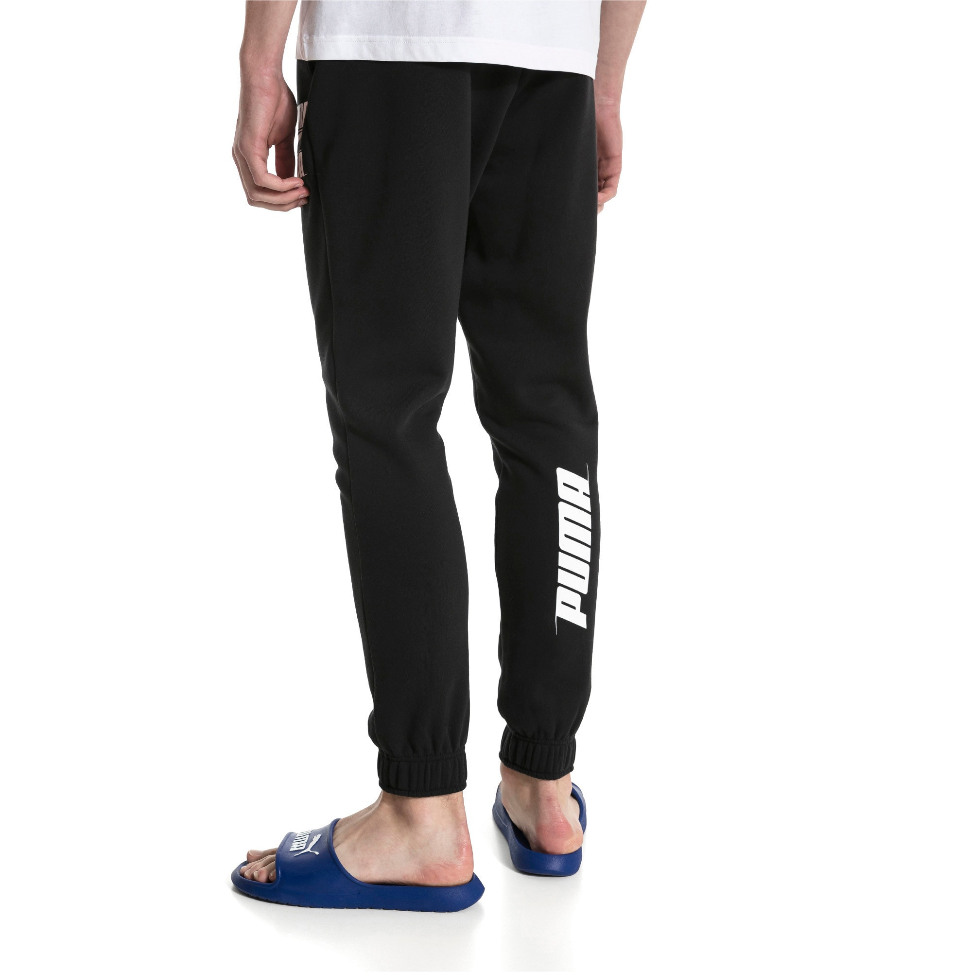 Thumbnail 3 of Rebel Bold Pants, Cotton Black, medium
