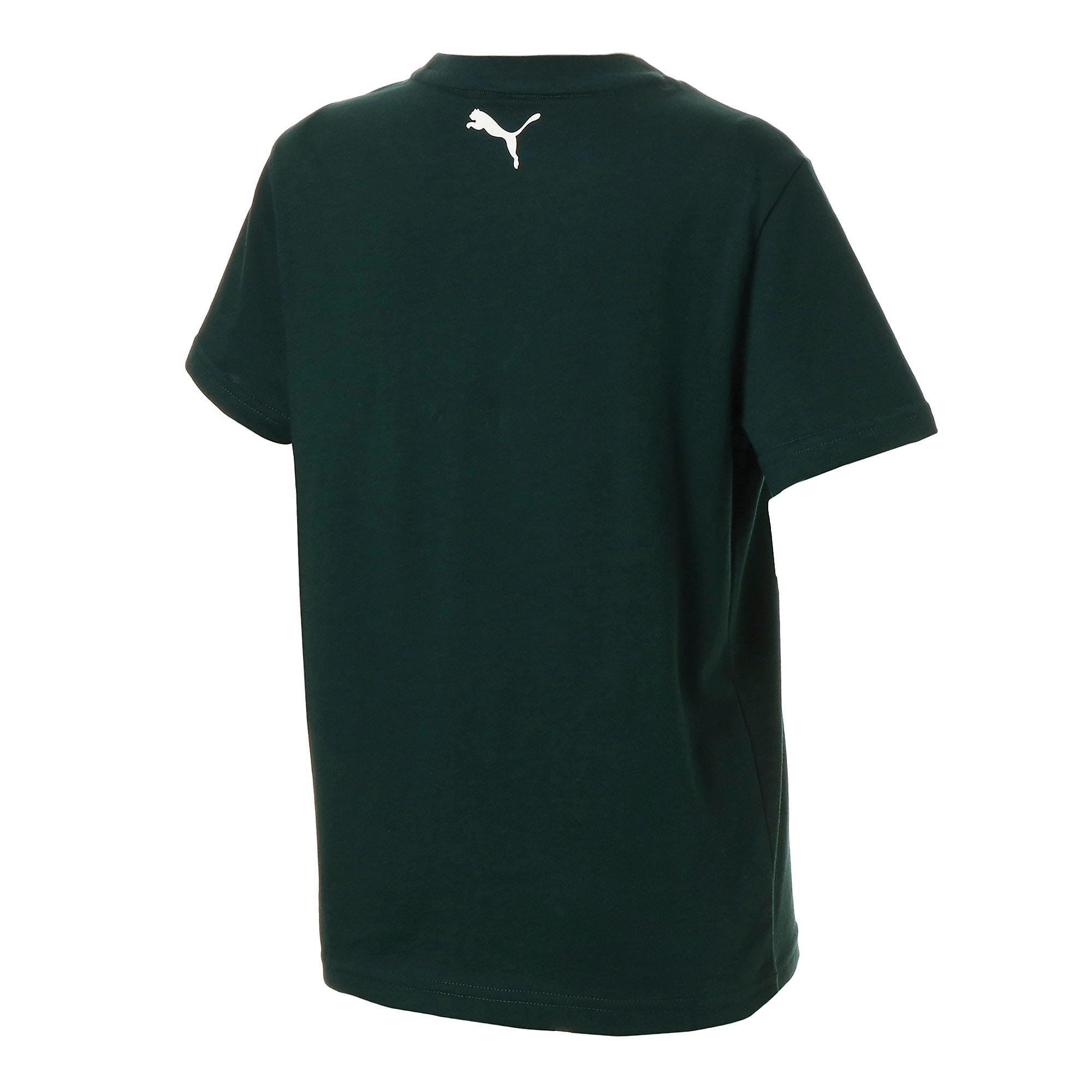 Thumbnail 3 of キッズ ALPHA SS グラフィック Tシャツ 半袖, Ponderosa Pine, medium-JPN