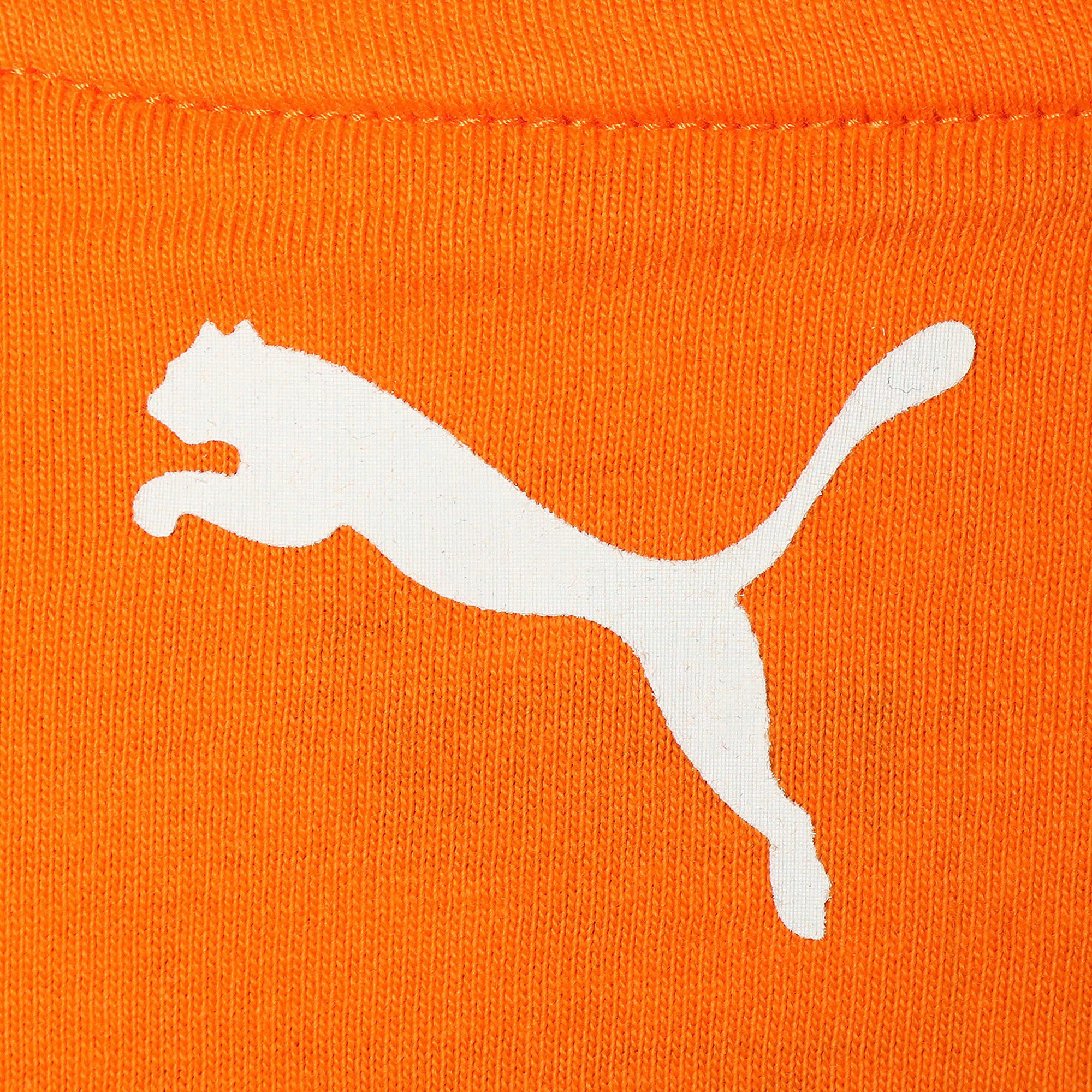 Thumbnail 4 of キッズ ALPHA SS グラフィック Tシャツ 半袖, Orange Popsicle, medium-JPN