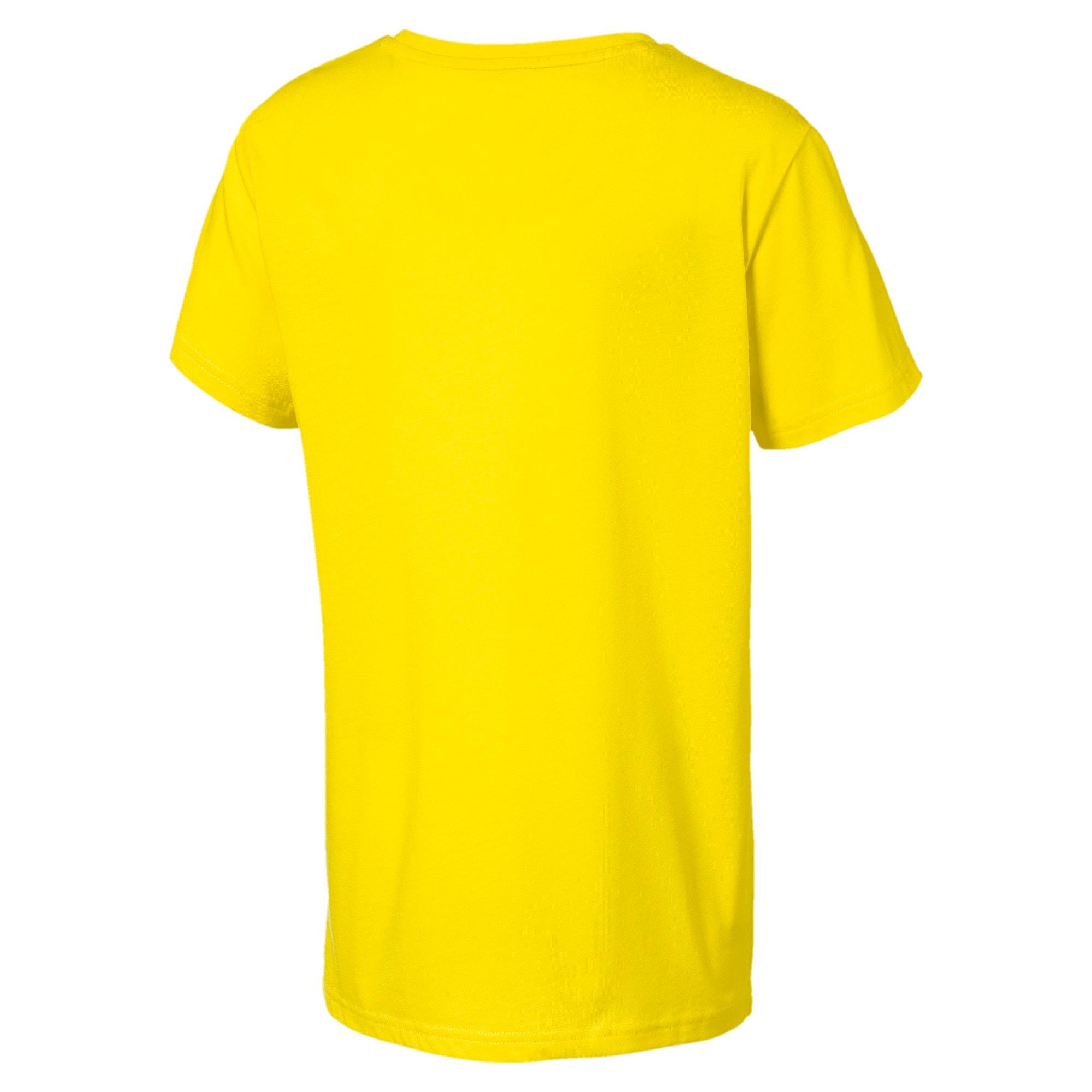 Thumbnail 1 of キッズ エナジー SS Tシャツ 半袖, Blazing Yellow, medium-JPN